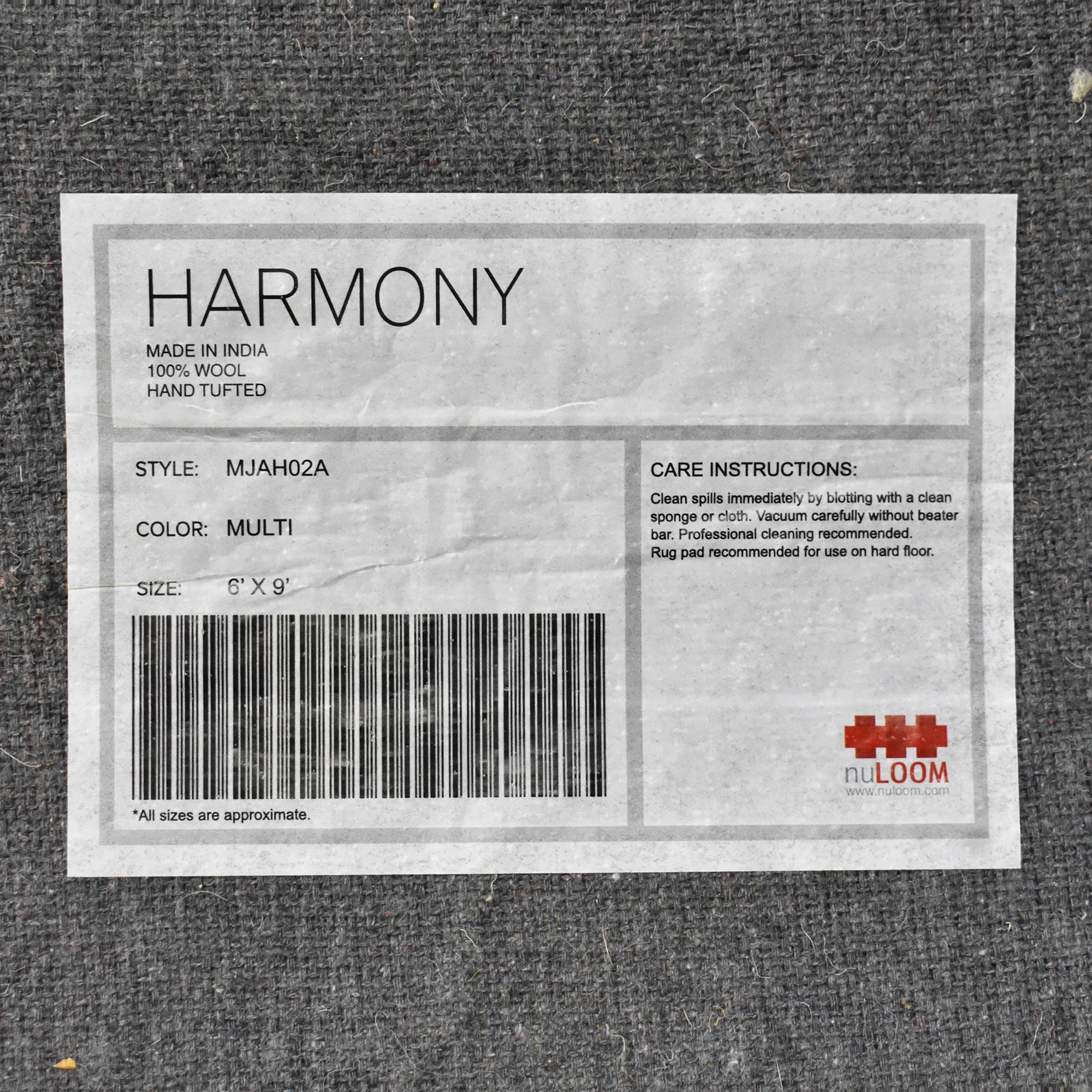 buy nuLOOM Harmony Collection Area Rug nuLOOM Decor