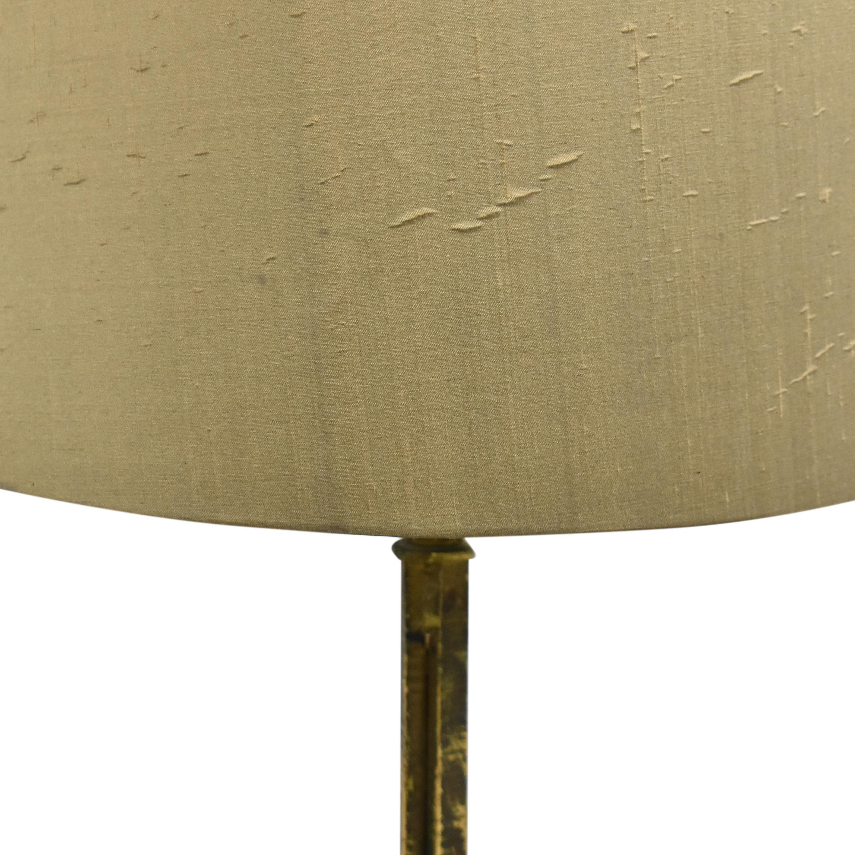 Antique Art Deco Floor Lamp ct