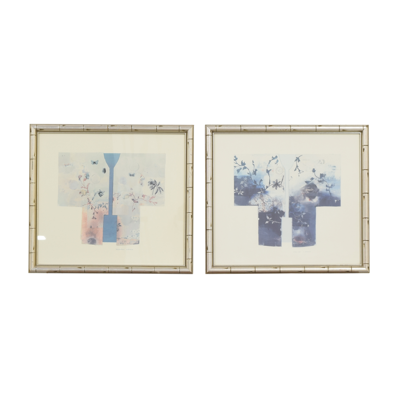 Framed Matsuoka Kimonos Wall Art