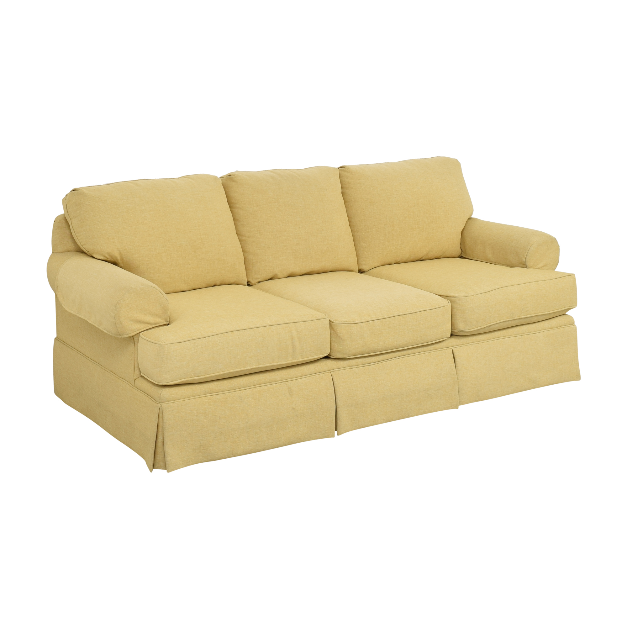 shop Craftmaster Furniture Three Cushion Sofa Craftmaster Furniture Classic Sofas