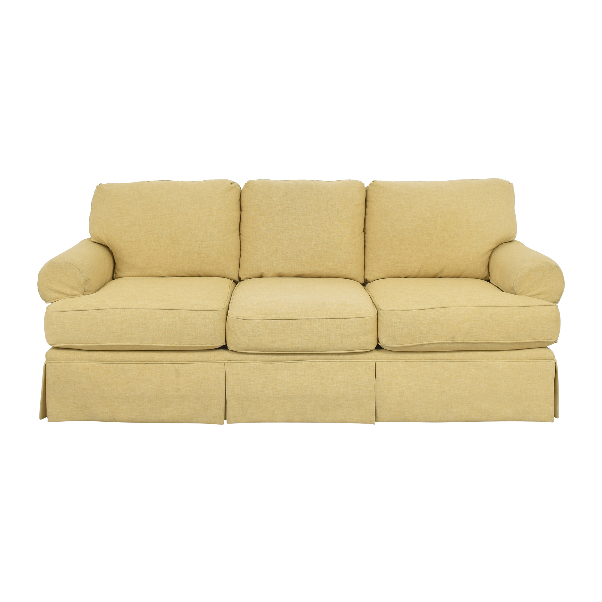 Craftmaster Furniture Craftmaster Furniture Three Cushion Sofa Sofas
