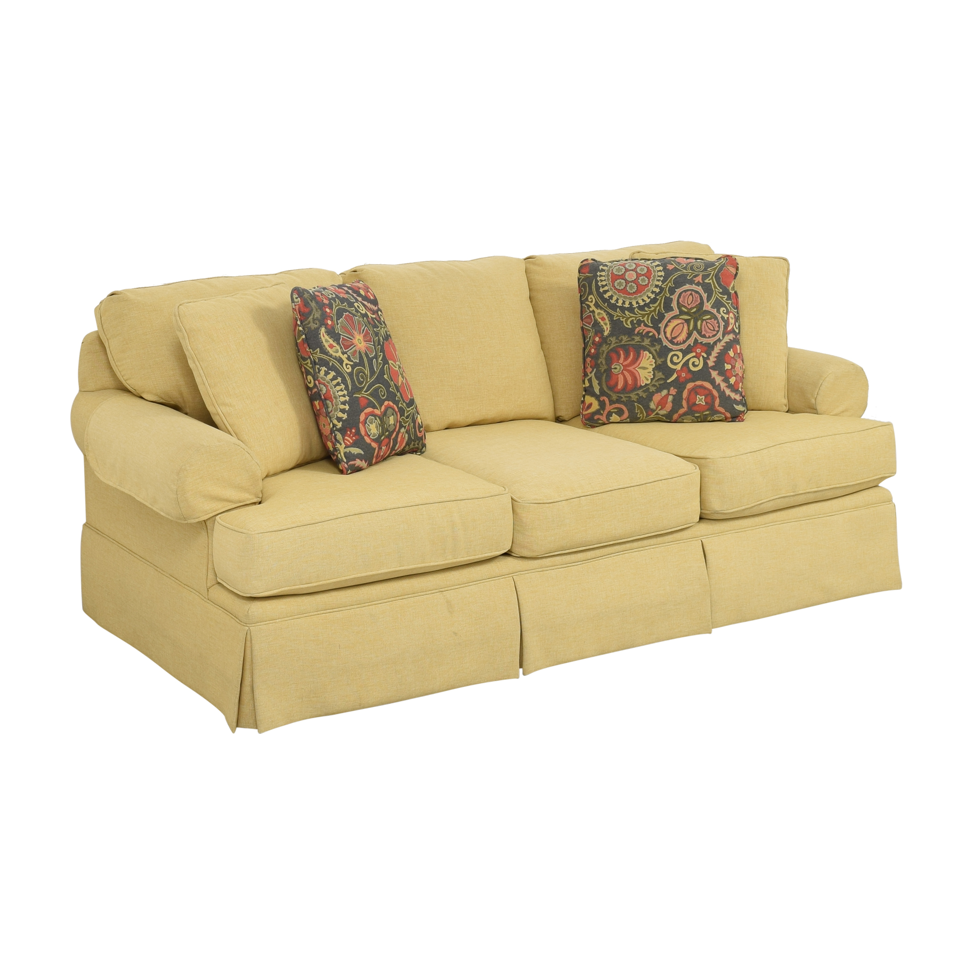 Craftmaster Furniture Craftmaster Furniture Three Cushion Sofa price