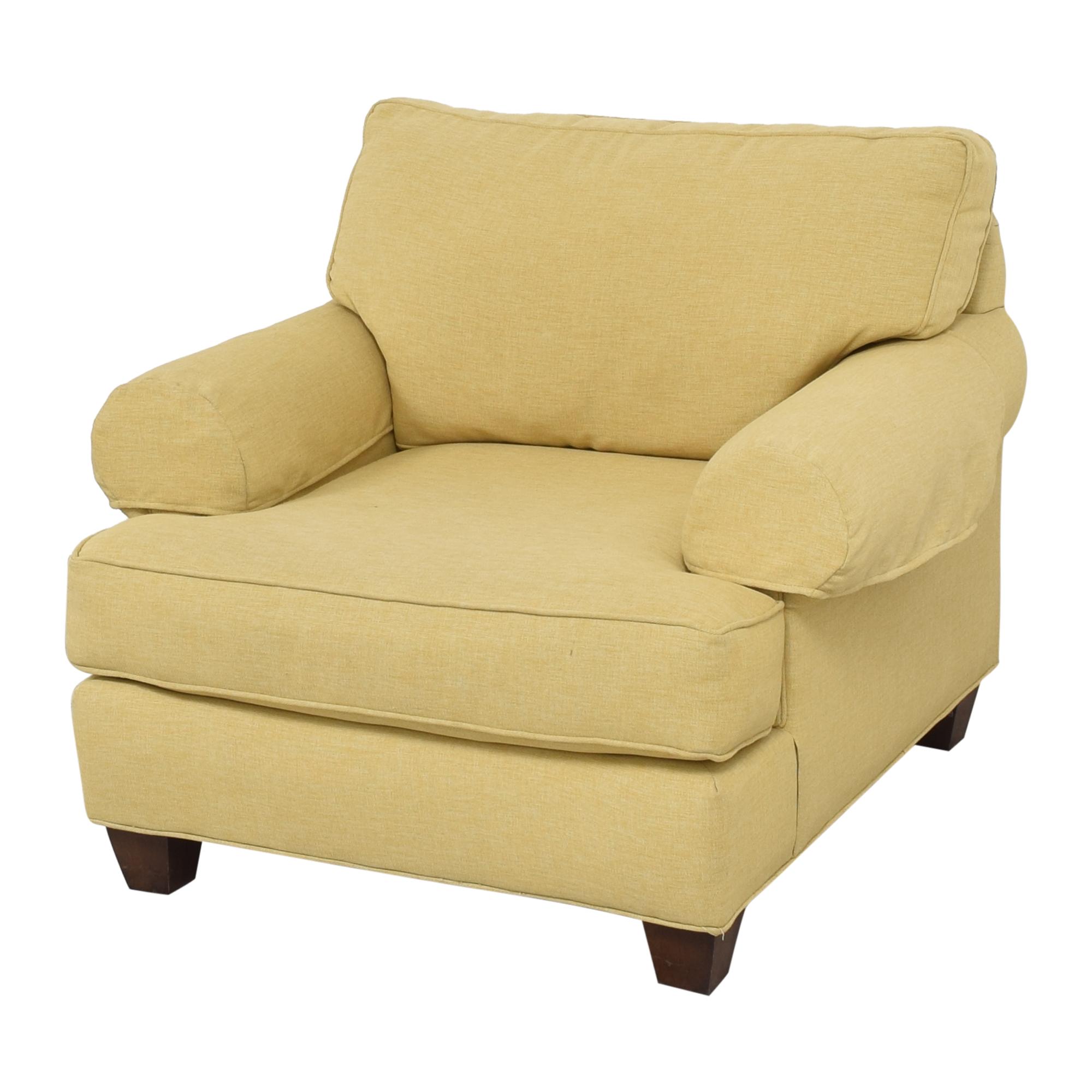 Craftmaster Furniture Craftmaster Furniture Townhouse Armchair nj