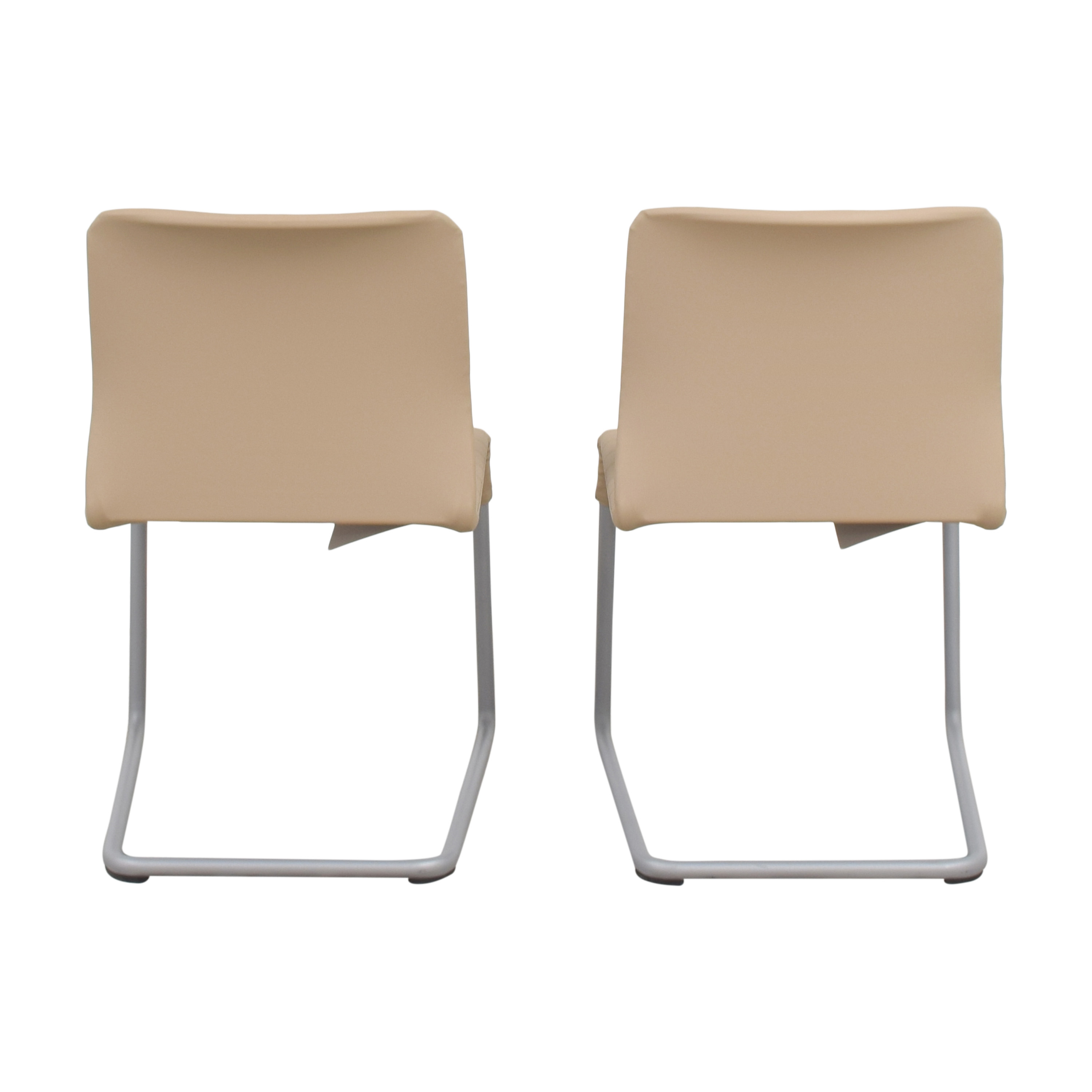 Global Furniture Group Global Furniture Group Lite Cantilever Frame Side Chairs on sale