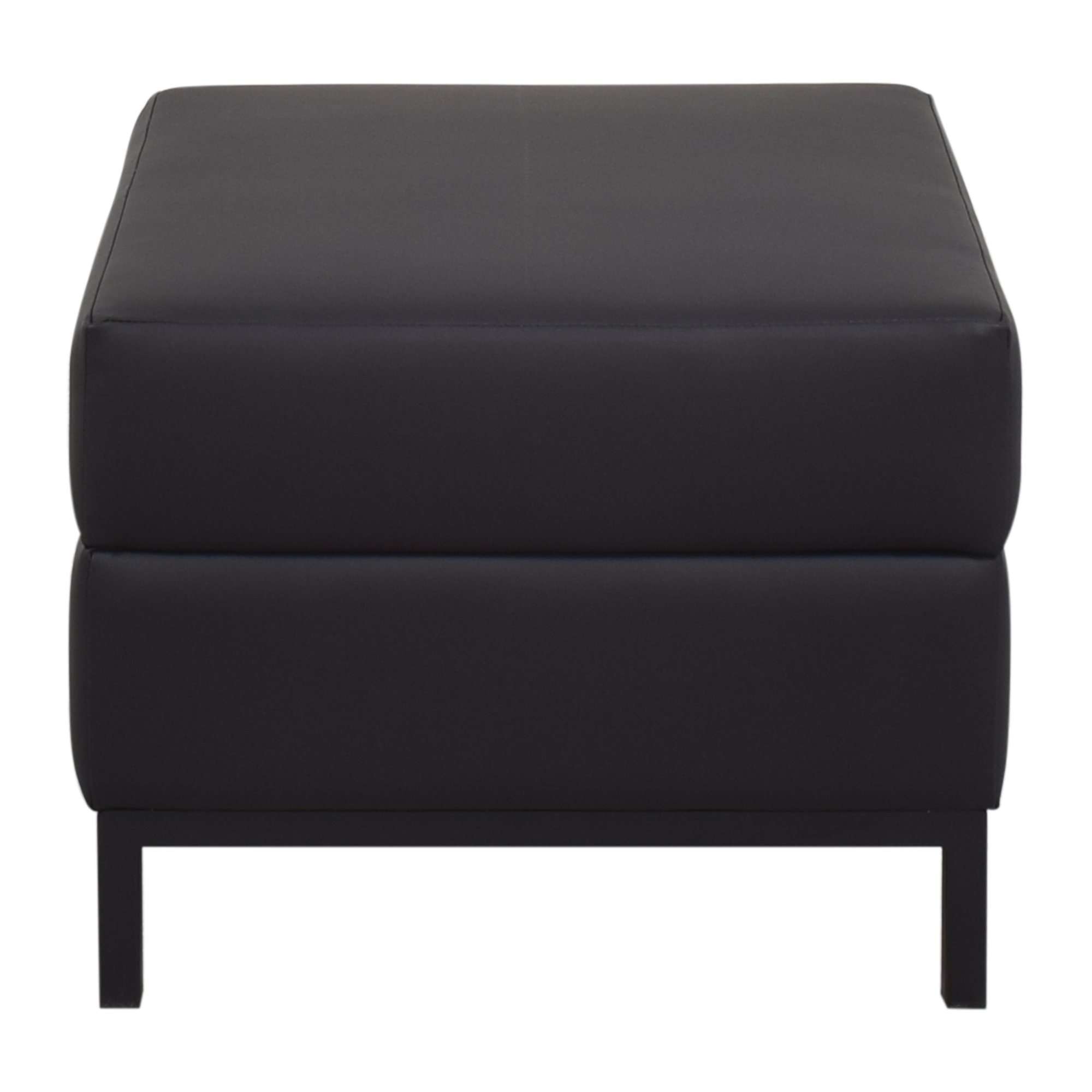 Global Furniture Group Global Furniture Group Citi Square Ottoman second hand
