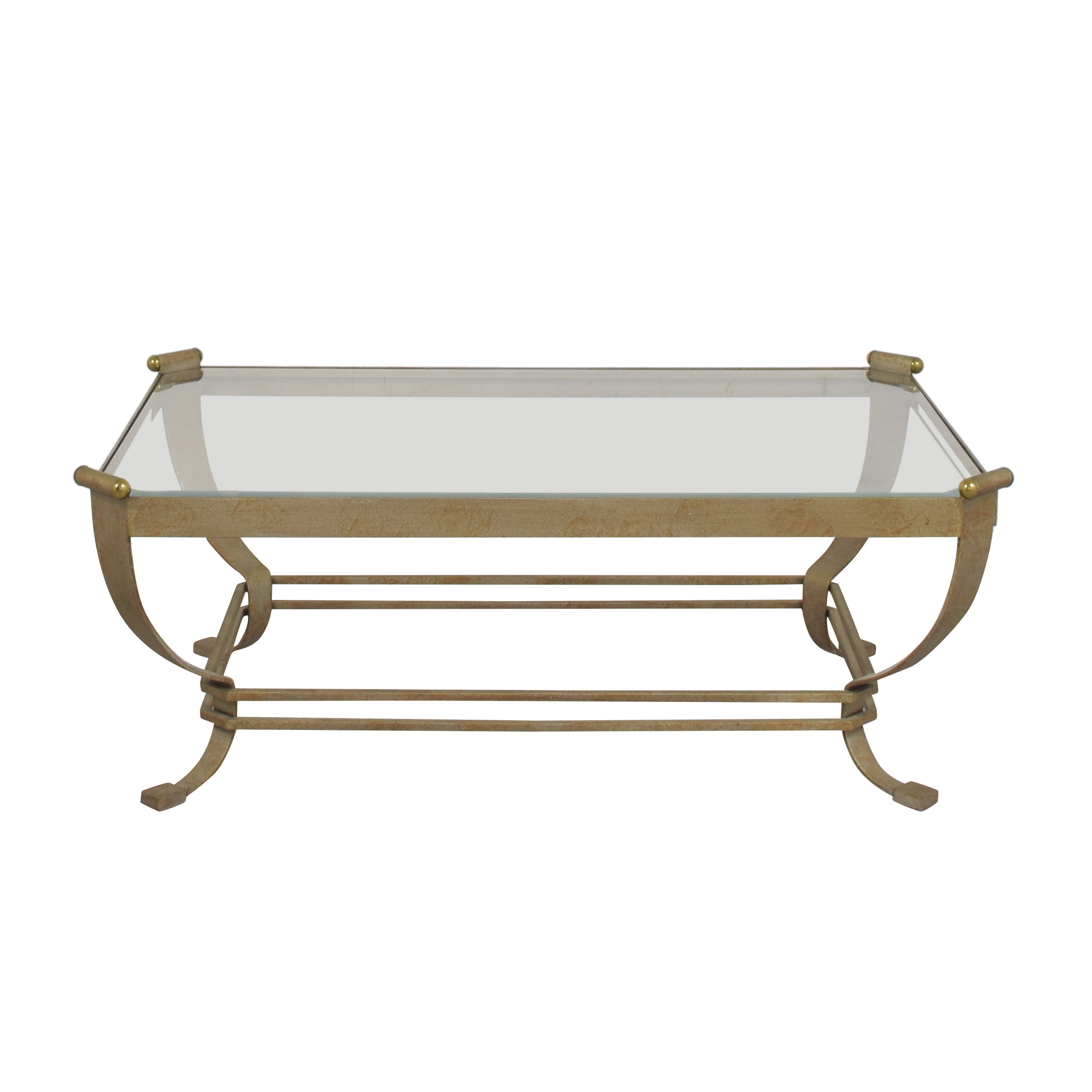 Art Deco-Style Coffee Table nyc