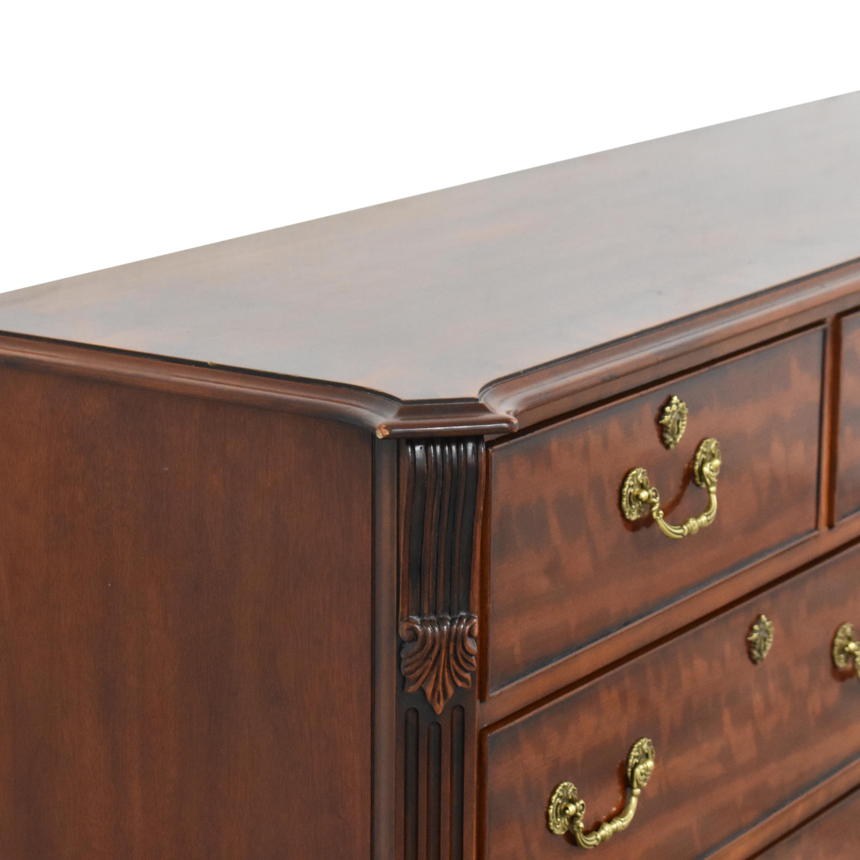 Henredon Seven Drawer Dresser sale
