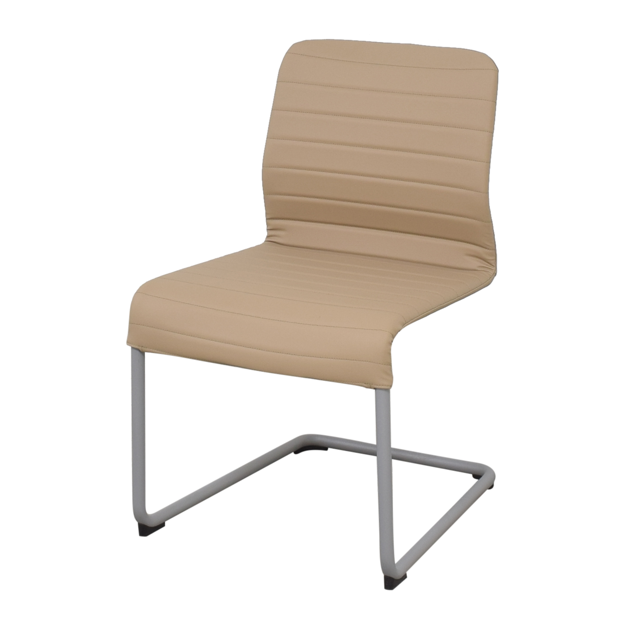Global Furniture Group Global Furniture Group Lite Cantilever Frame Side Chairs for sale