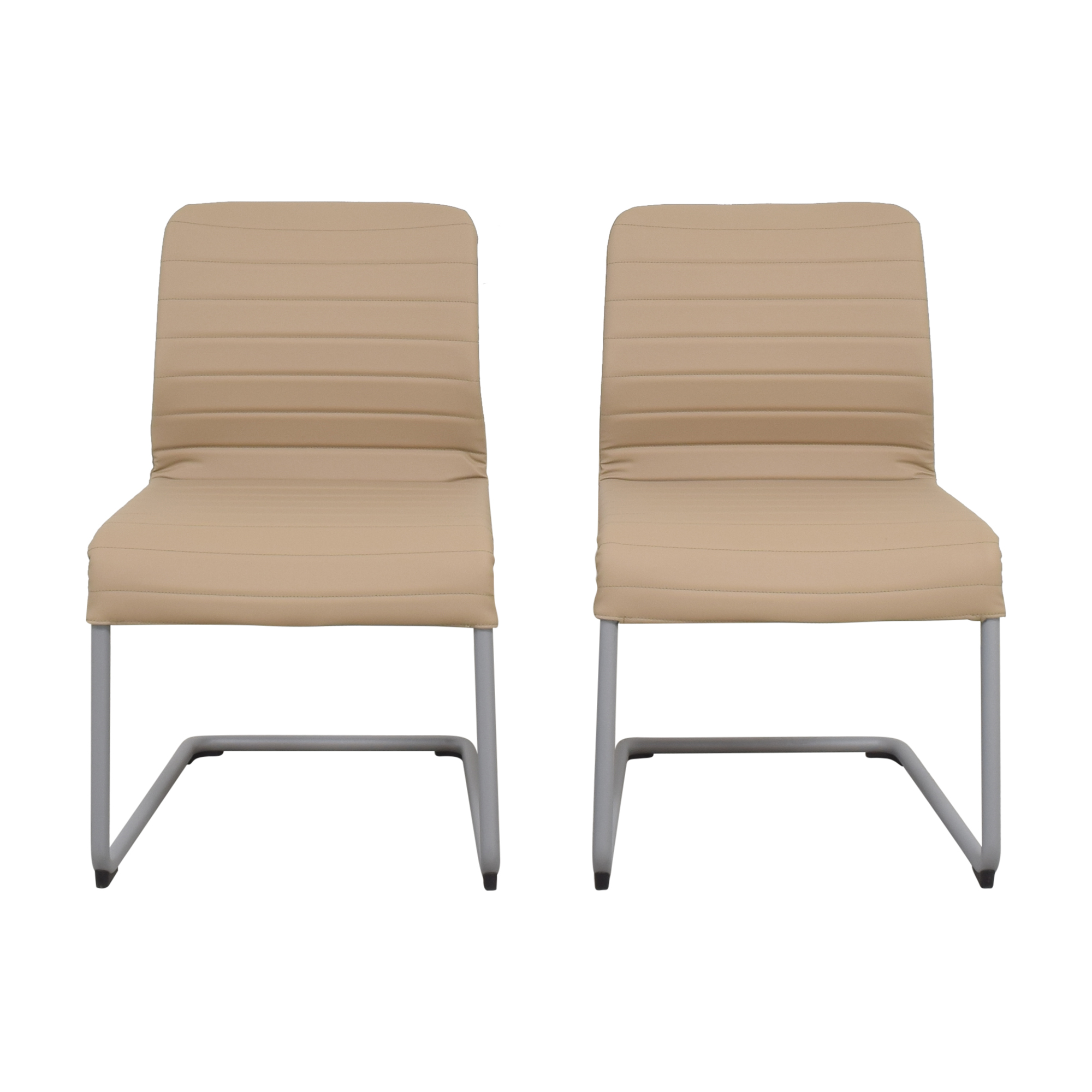 Global Furniture Group Lite Cantilever Frame Side Chairs sale