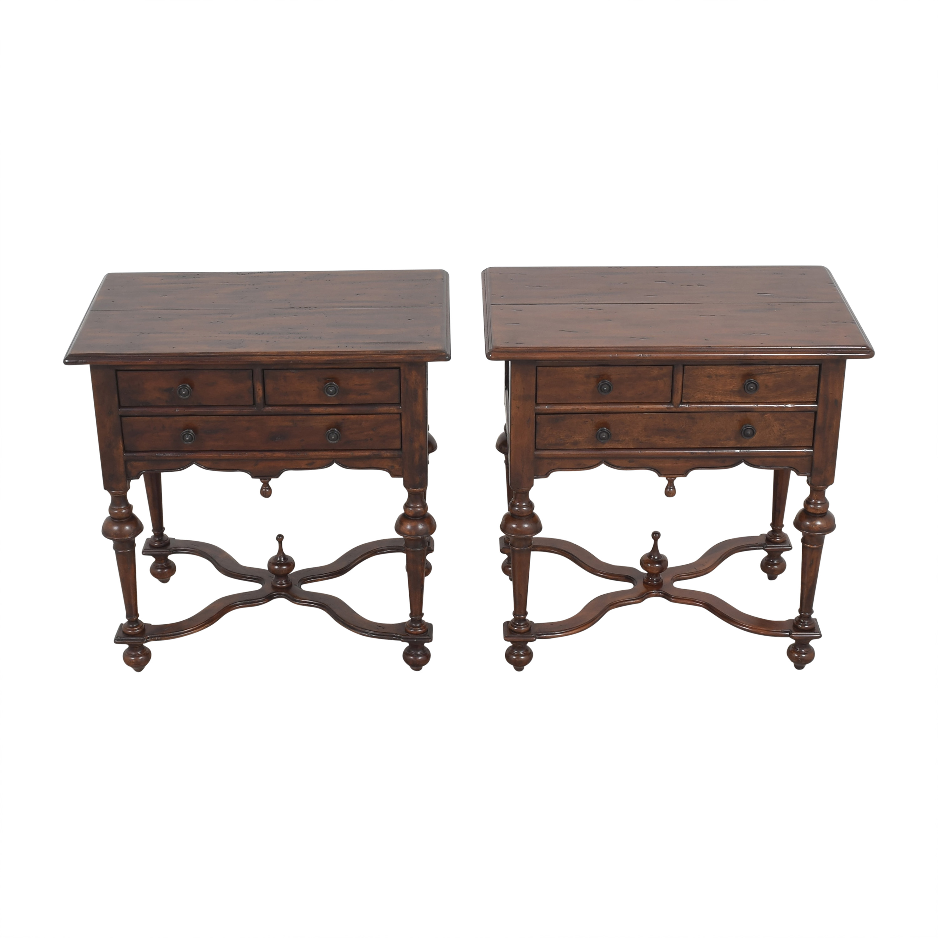 Theodore Alexander Theodore Alexander Castle Bromwich End Tables Tables