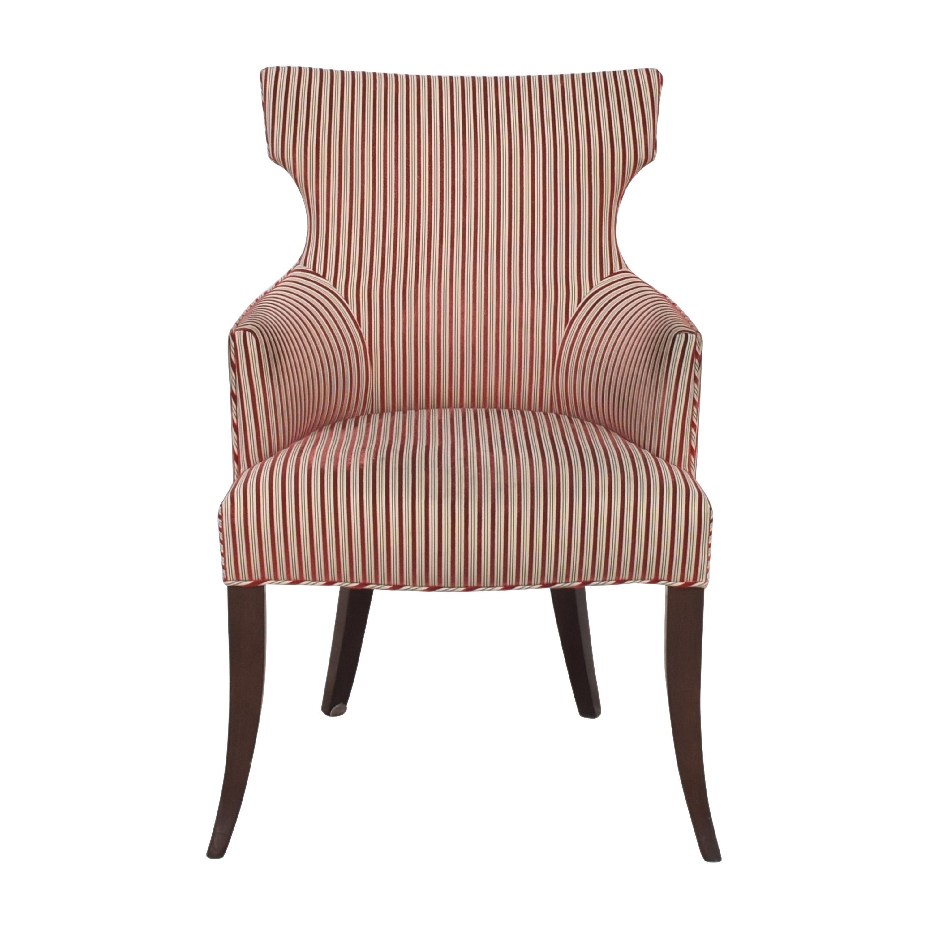 Upholstered Accent Chair dimensions