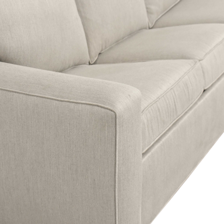 Mitchell Gold + Bob Williams Mitchell Gold + Bob Williams Super Luxe Sleeper Sofa coupon