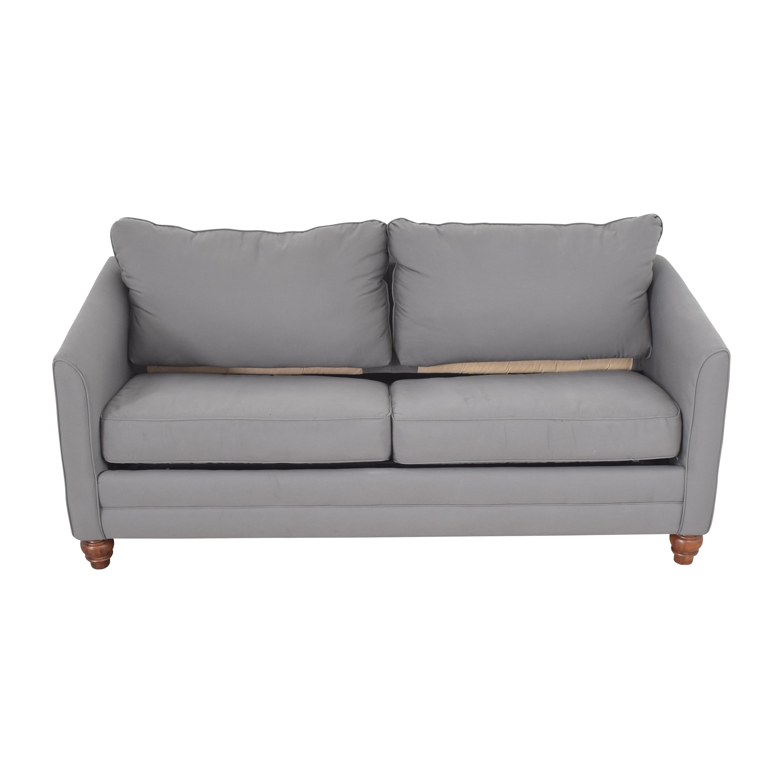 shop Klaussner Tilly Full Sleeper Sofa Klaussner Sofas