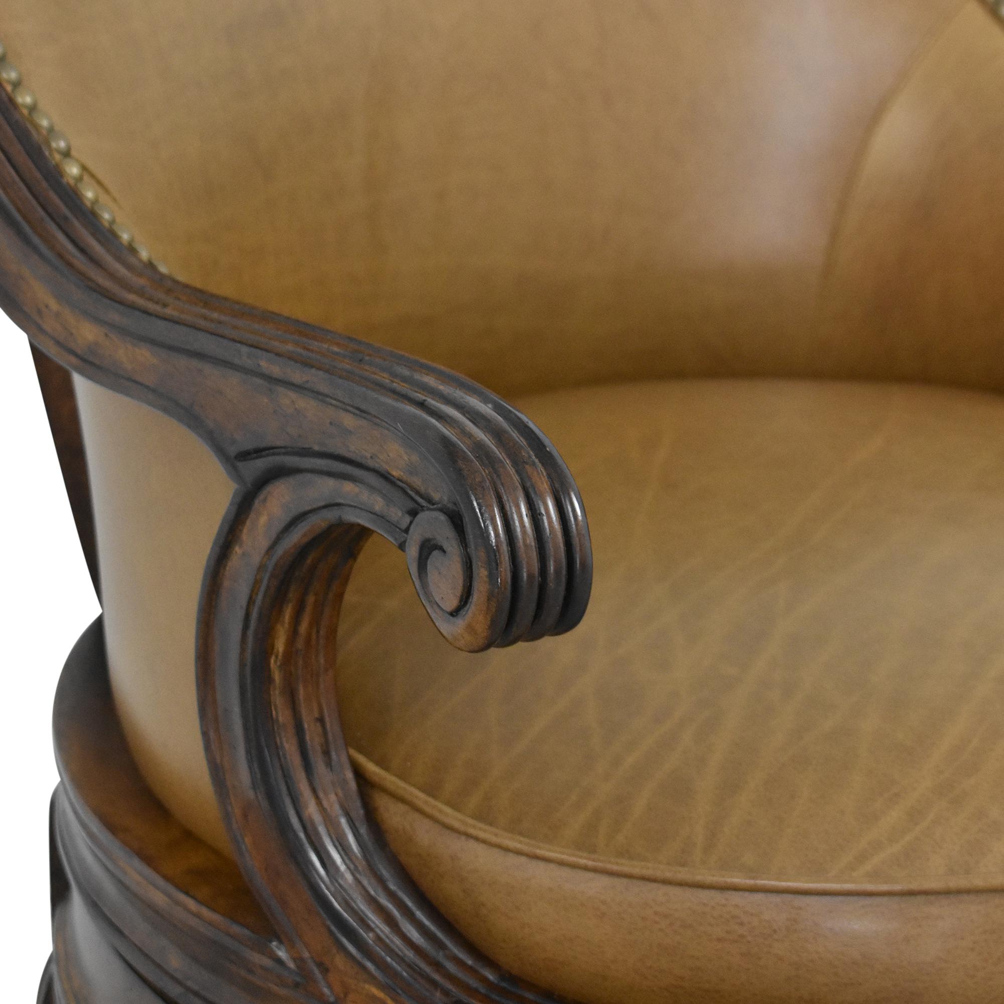 Century Furniture Century Furniture Savoy Bar Stools dimensions