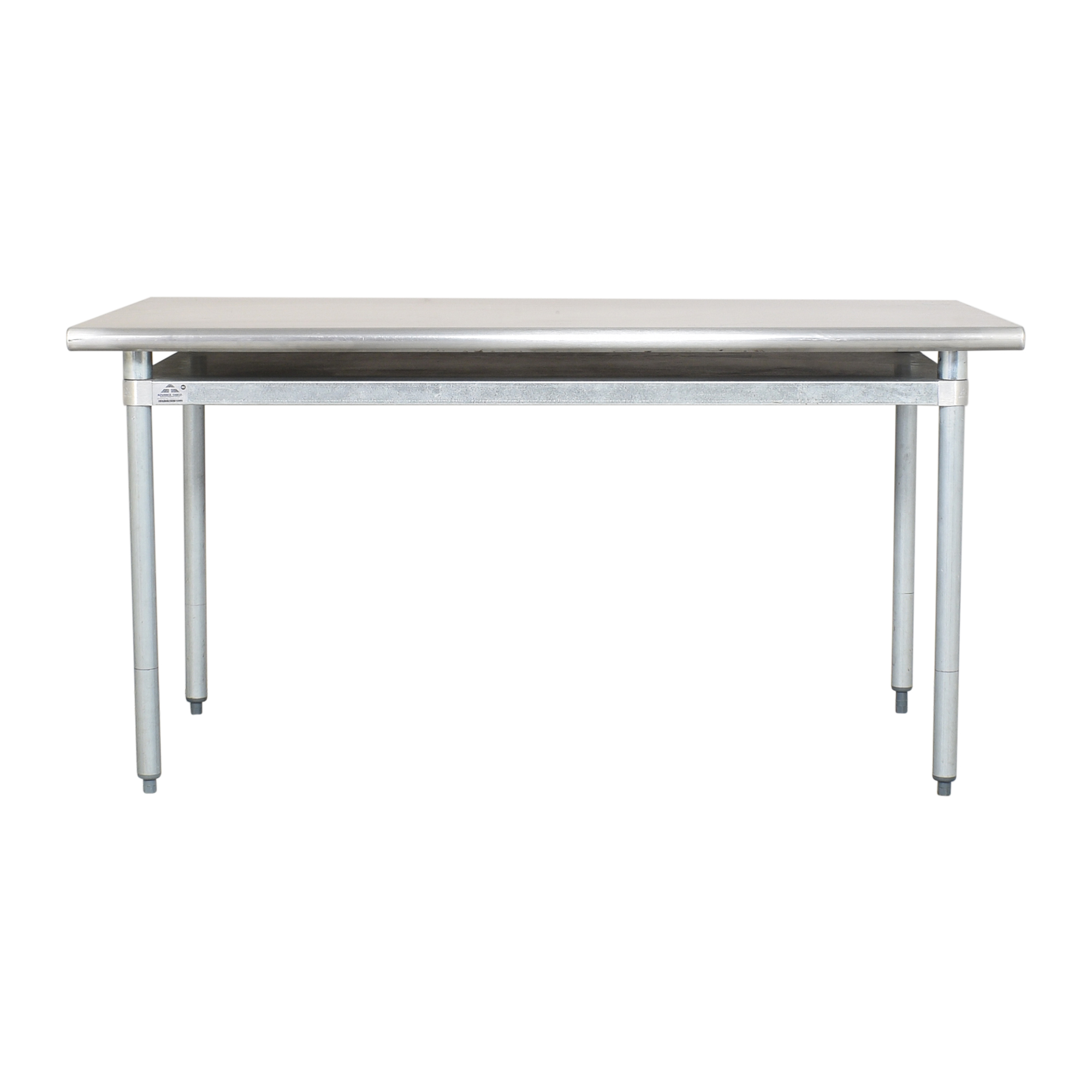 Advance Tabco Advance Tabco Kitchen Work Table with Undershelf discount