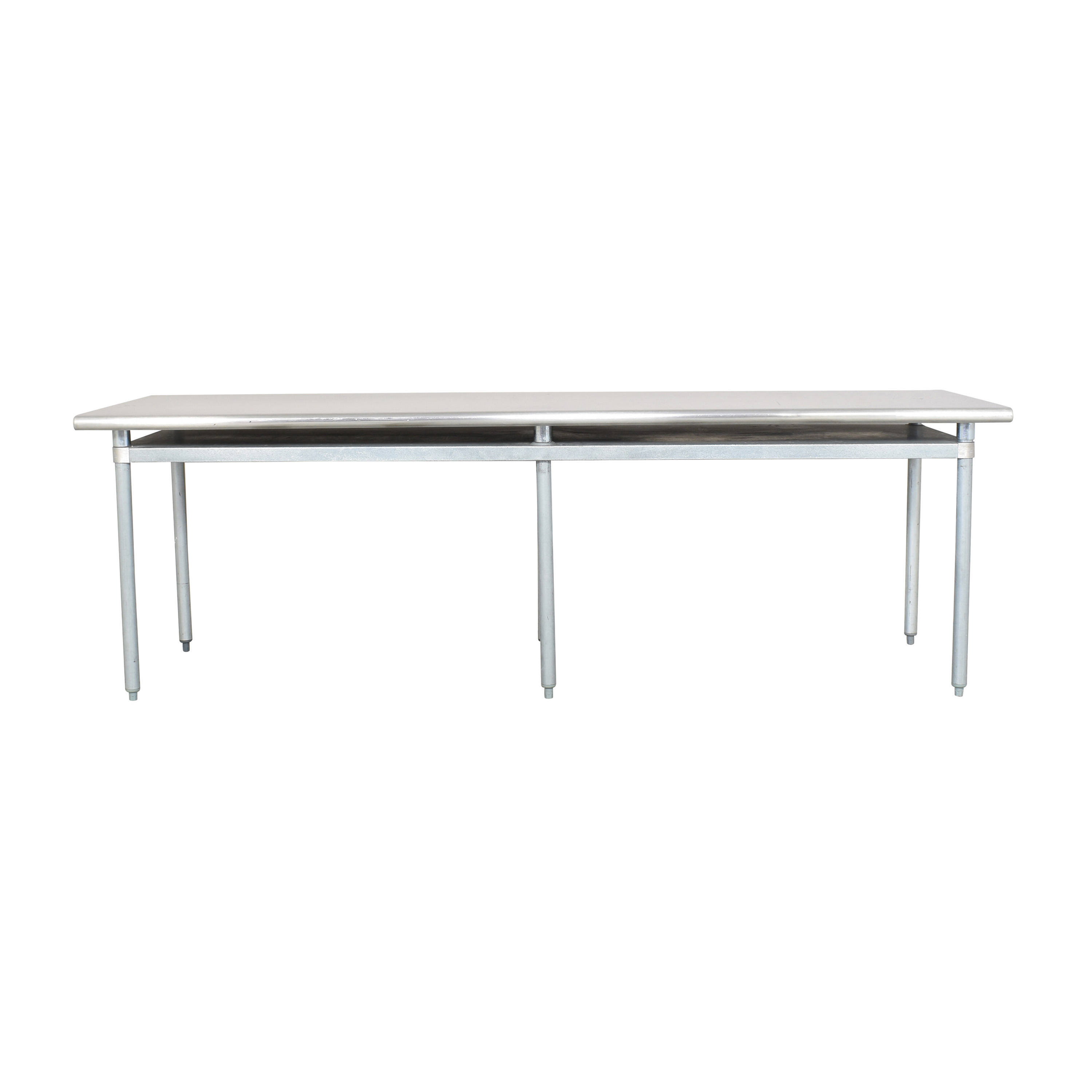 Advance Tabco Advance Tabco Industrial Work Table with Undershelf