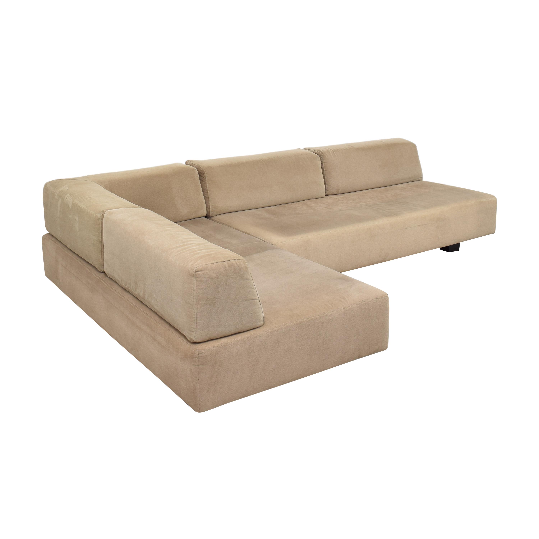 West Elm Tillary Sectional Sofa / Sofas