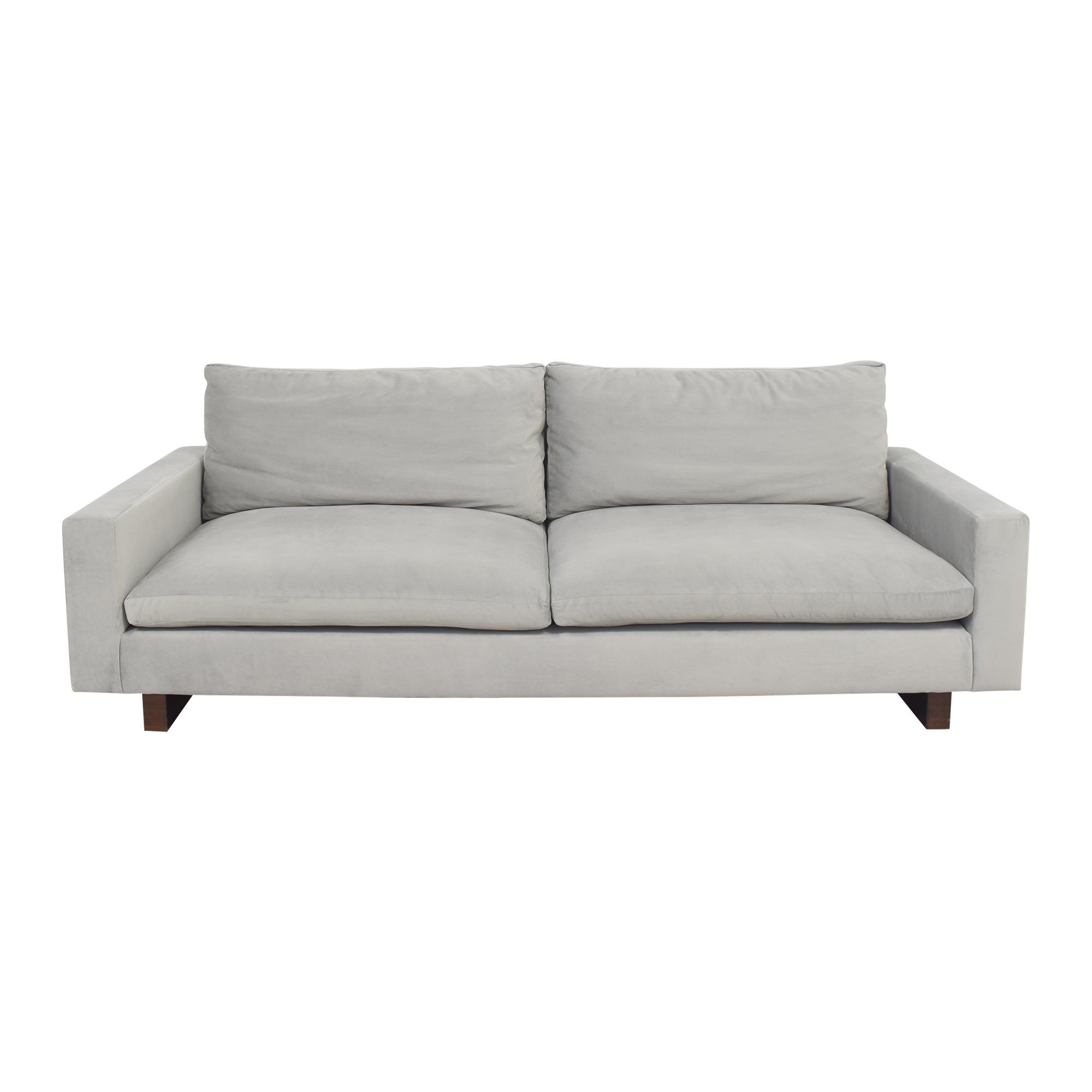 shop West Elm West Elm Harmony Two Cushion Sofa online