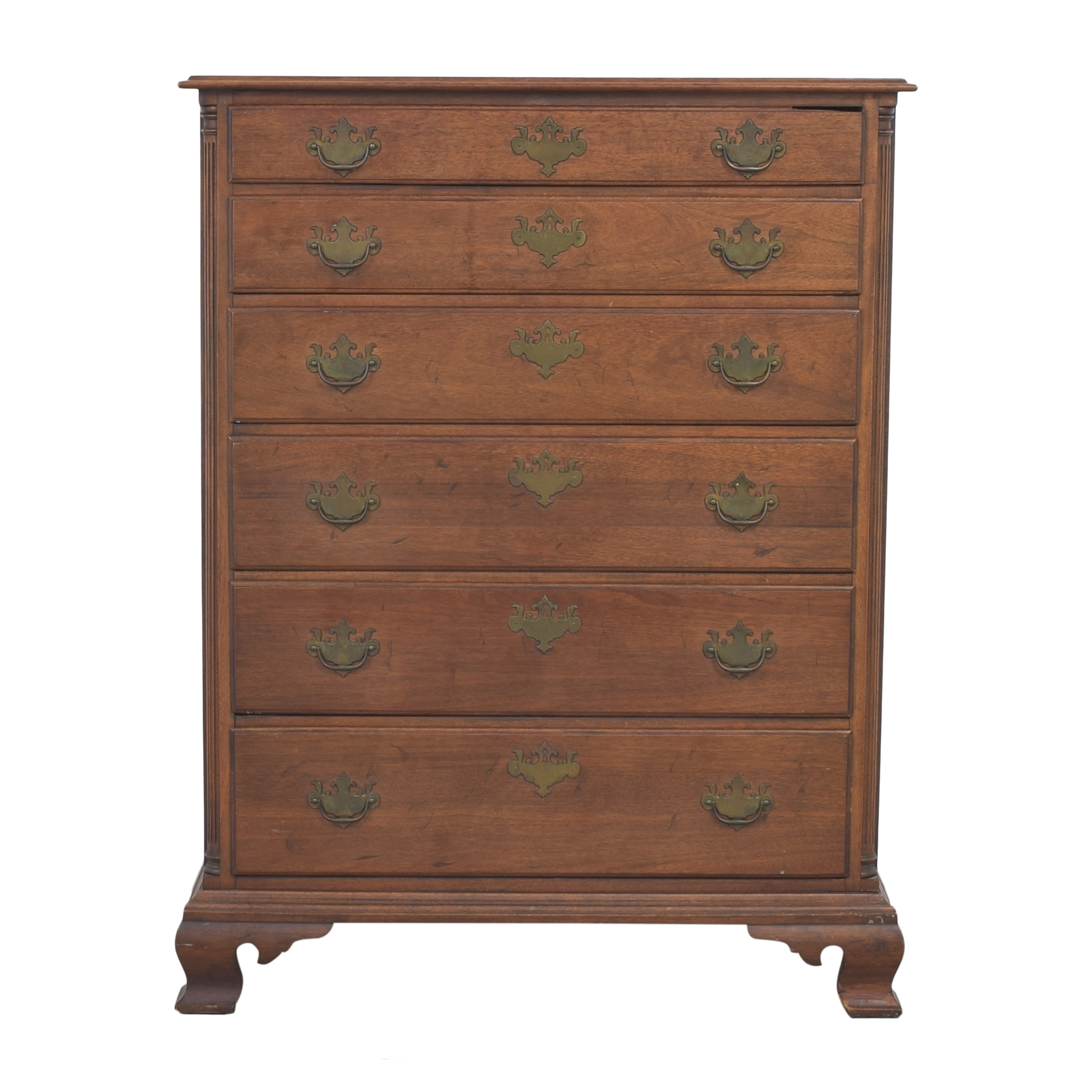 shop Century Furniture Century Furniture Henry Ford Museum Collection Six Drawer Chest online