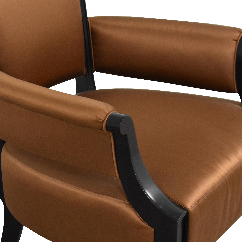 Baker Furniture Baker Furniture Barbara Barry Upholstered Chair for sale