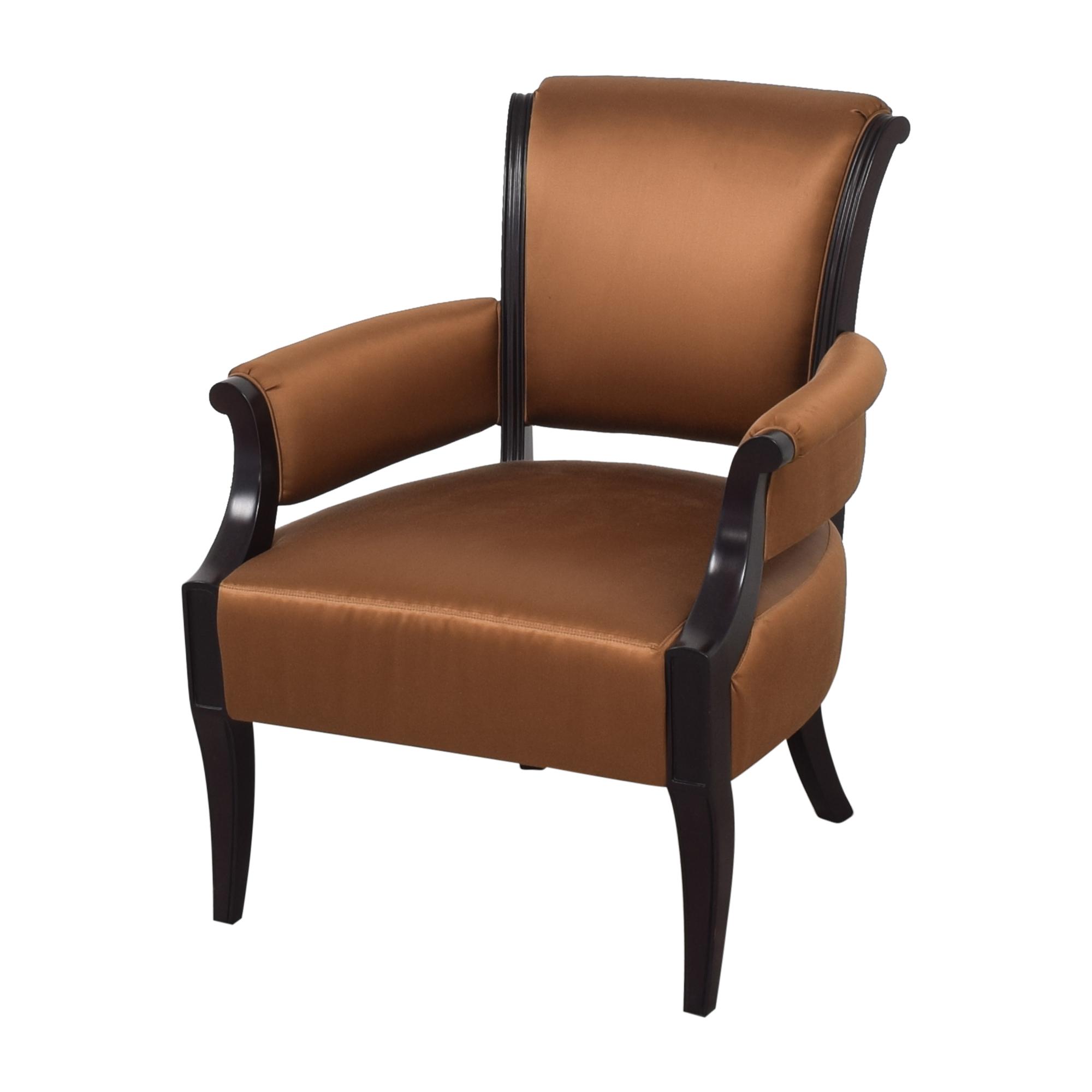 Baker Furniture Baker Furniture Barbara Barry Upholstered Chair ma