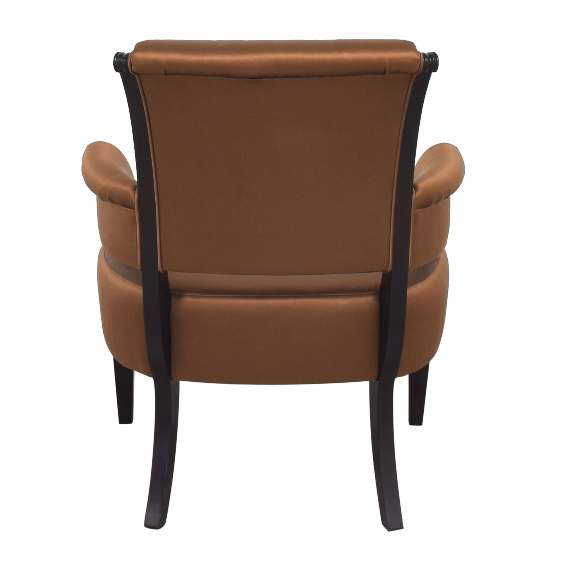 shop Baker Furniture Barbara Barry Upholstered Chair Baker Furniture