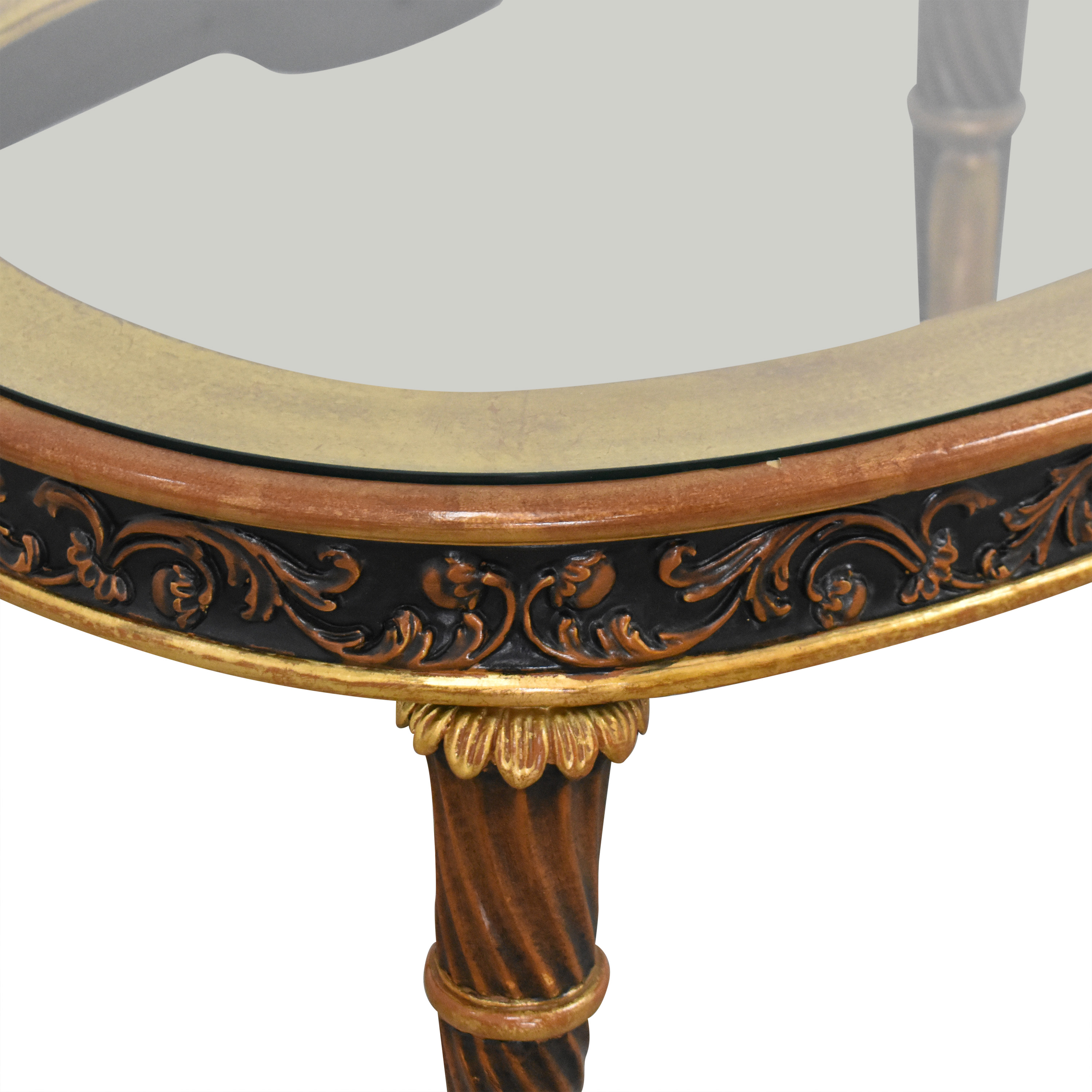 buy  French-Style Oval Coffee Table online