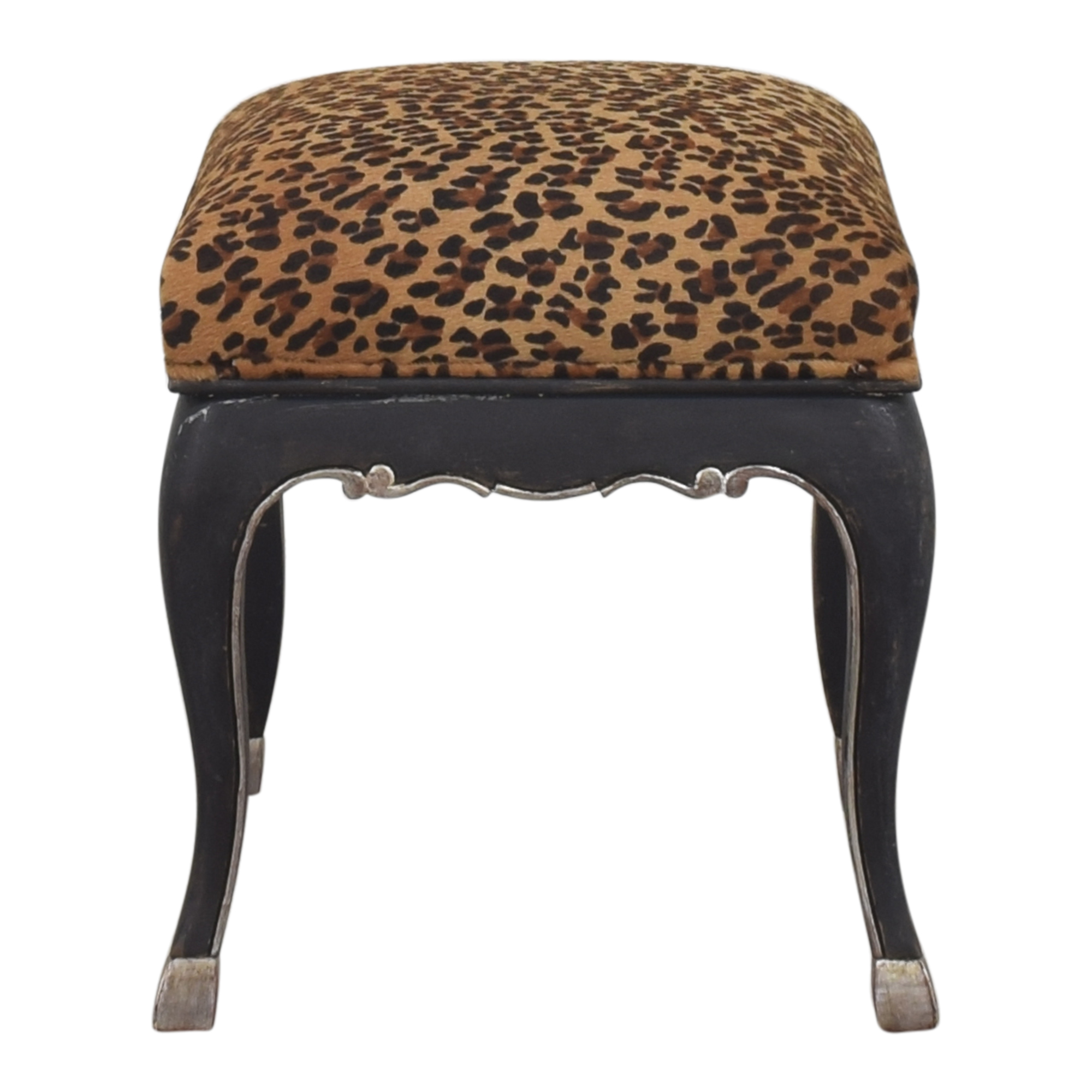 shop Patterned Upholstered Ottoman  Chairs
