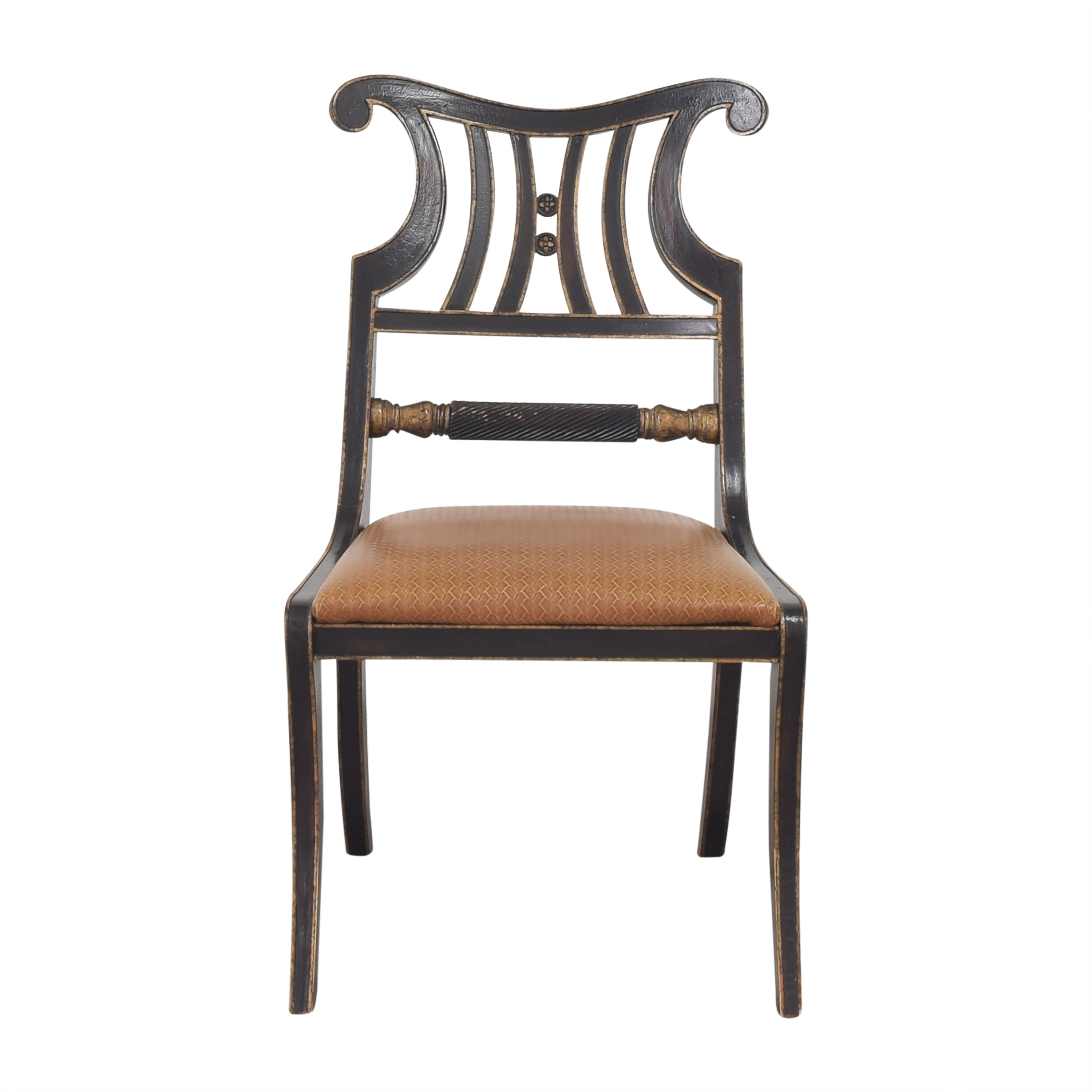 French-Style Accent Chair Home Office Chairs