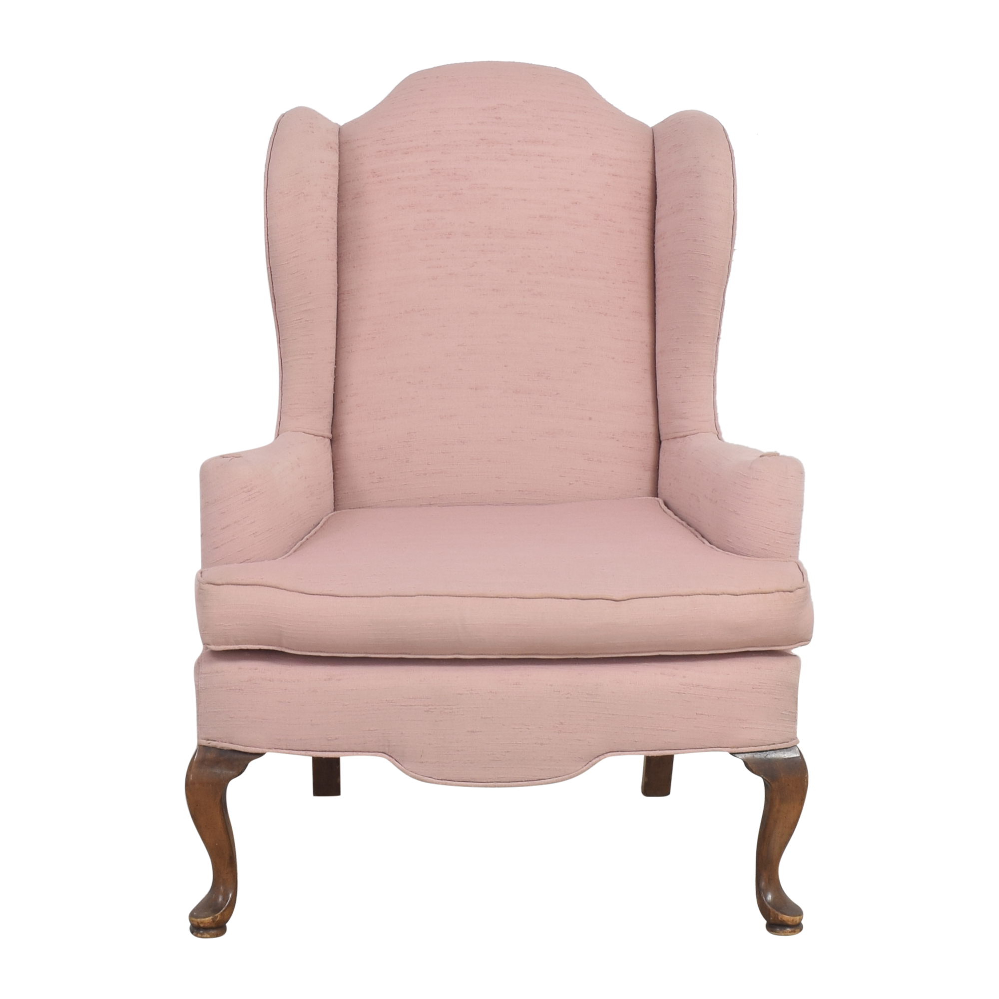 buy Ethan Allen Queen Anne Accent Chair Ethan Allen