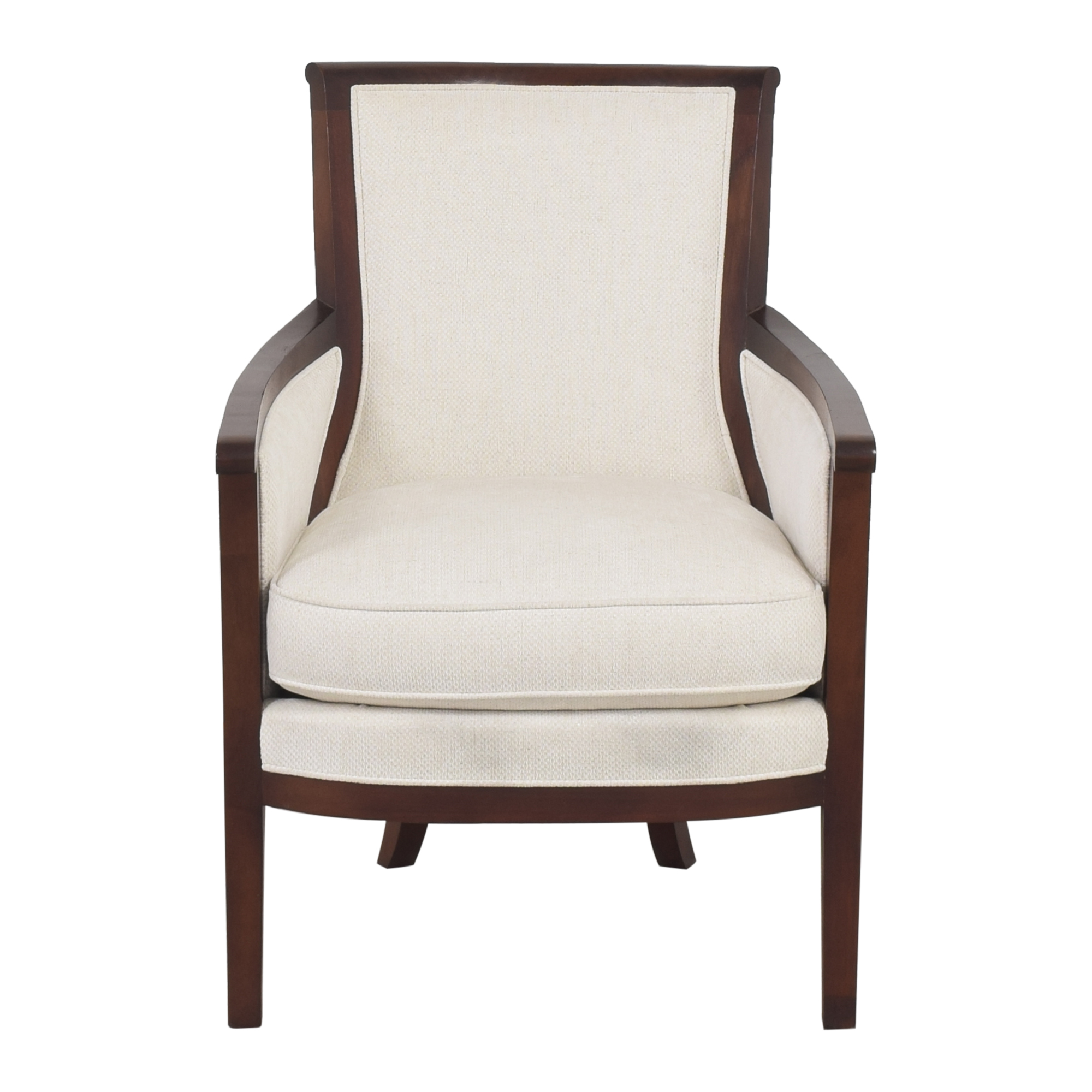 shop Hickory Chair Breck Midtown Chair  Hickory Chair Accent Chairs