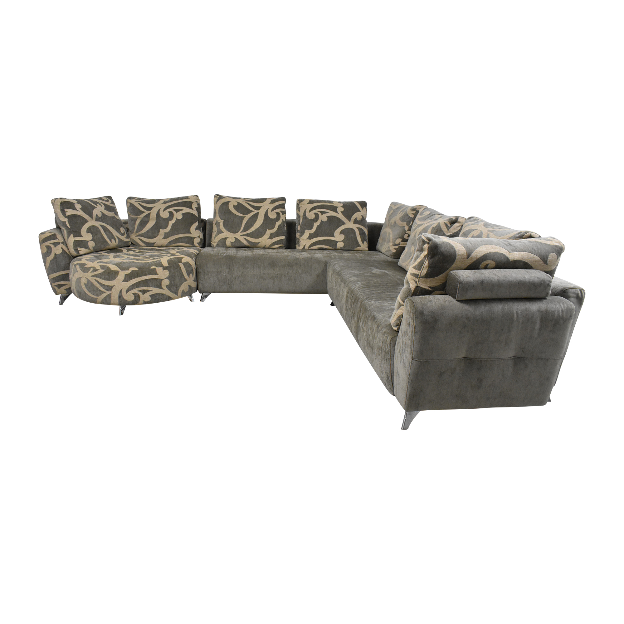 Fama Fama Valentina Modular Sectional Sofa