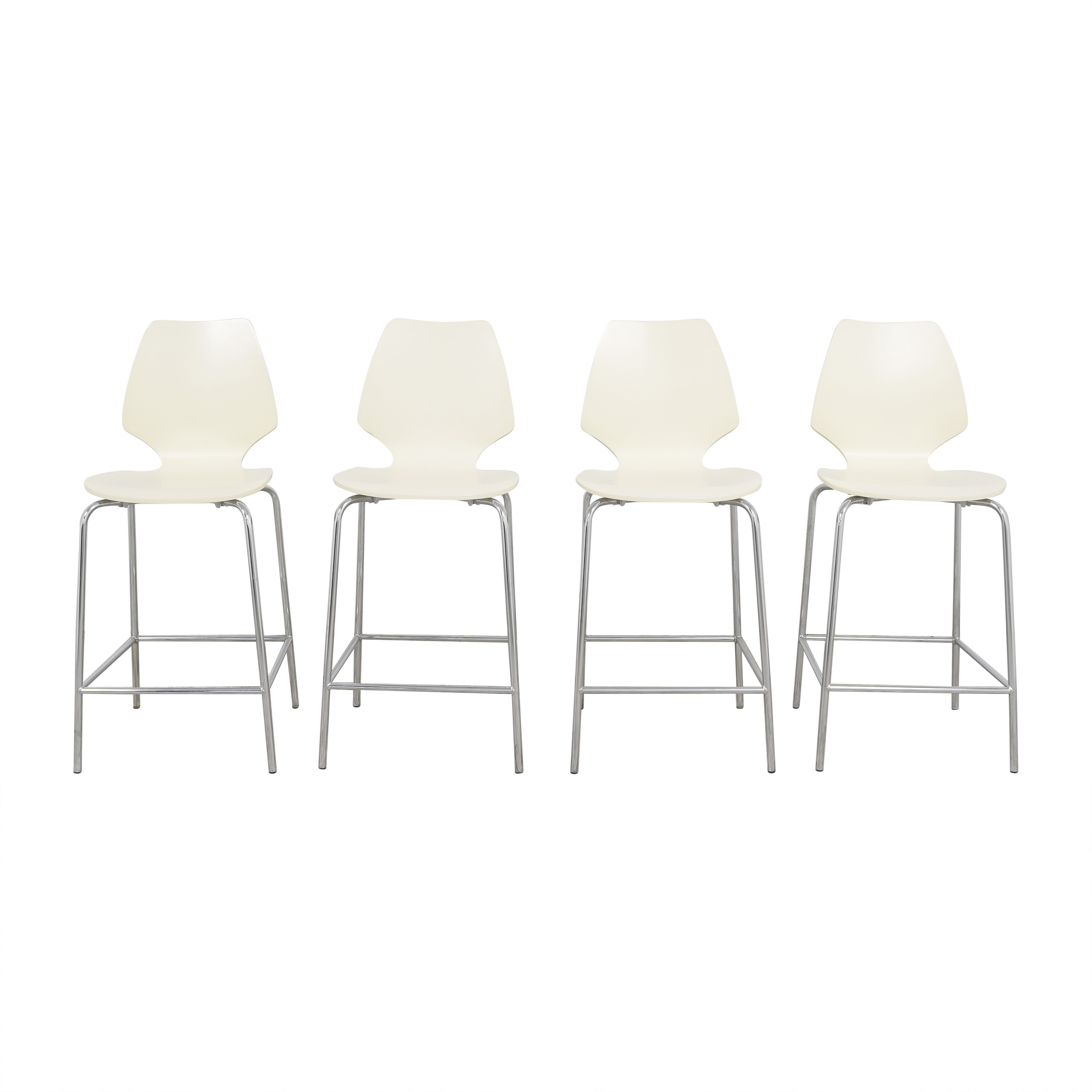 West Elm West Elm Peppermill Counter Stools ct