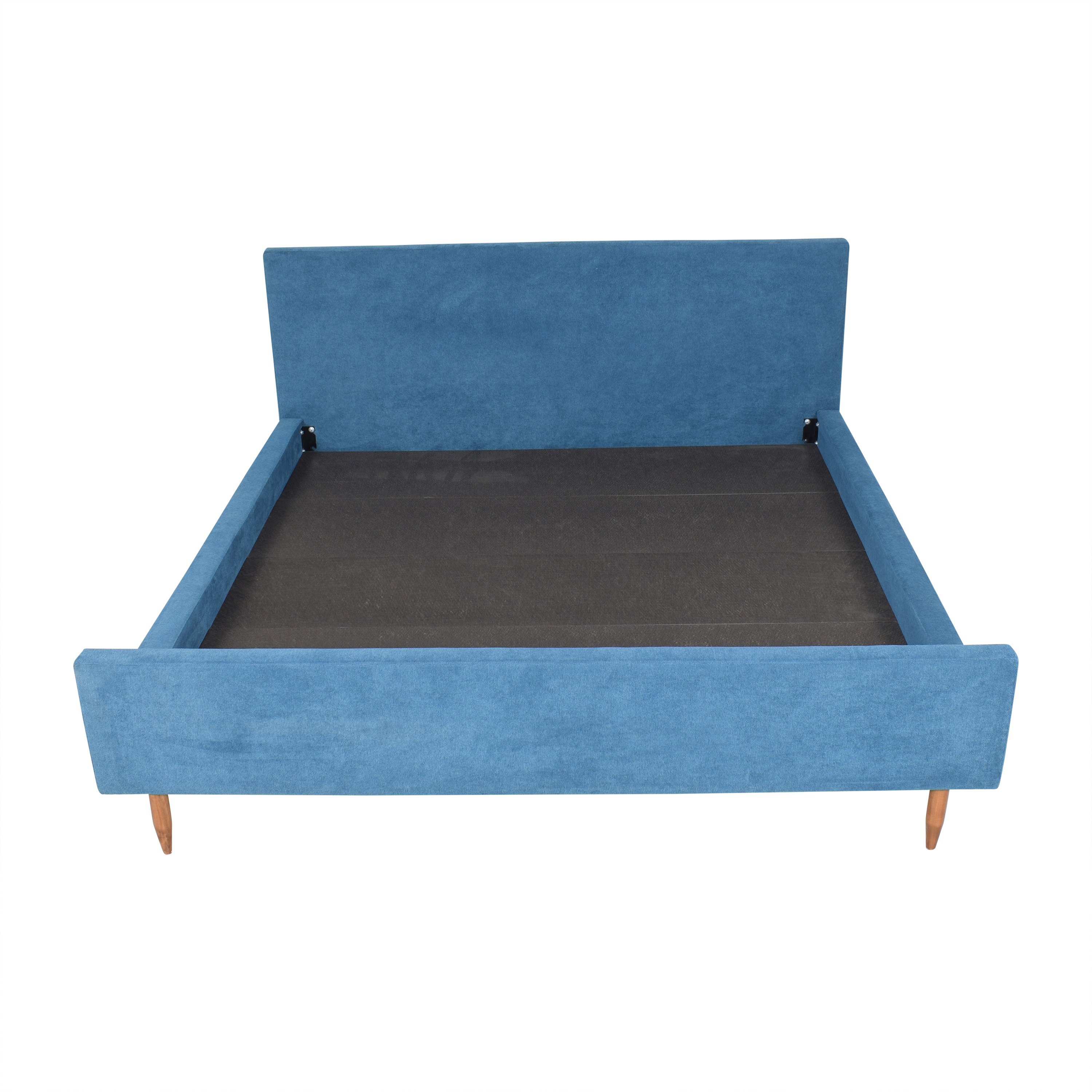 BenchMade Modern Skinny Fat King Bed / Beds