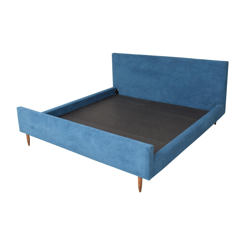 buy BenchMade Modern Skinny Fat King Bed BenchMade Modern Bed Frames