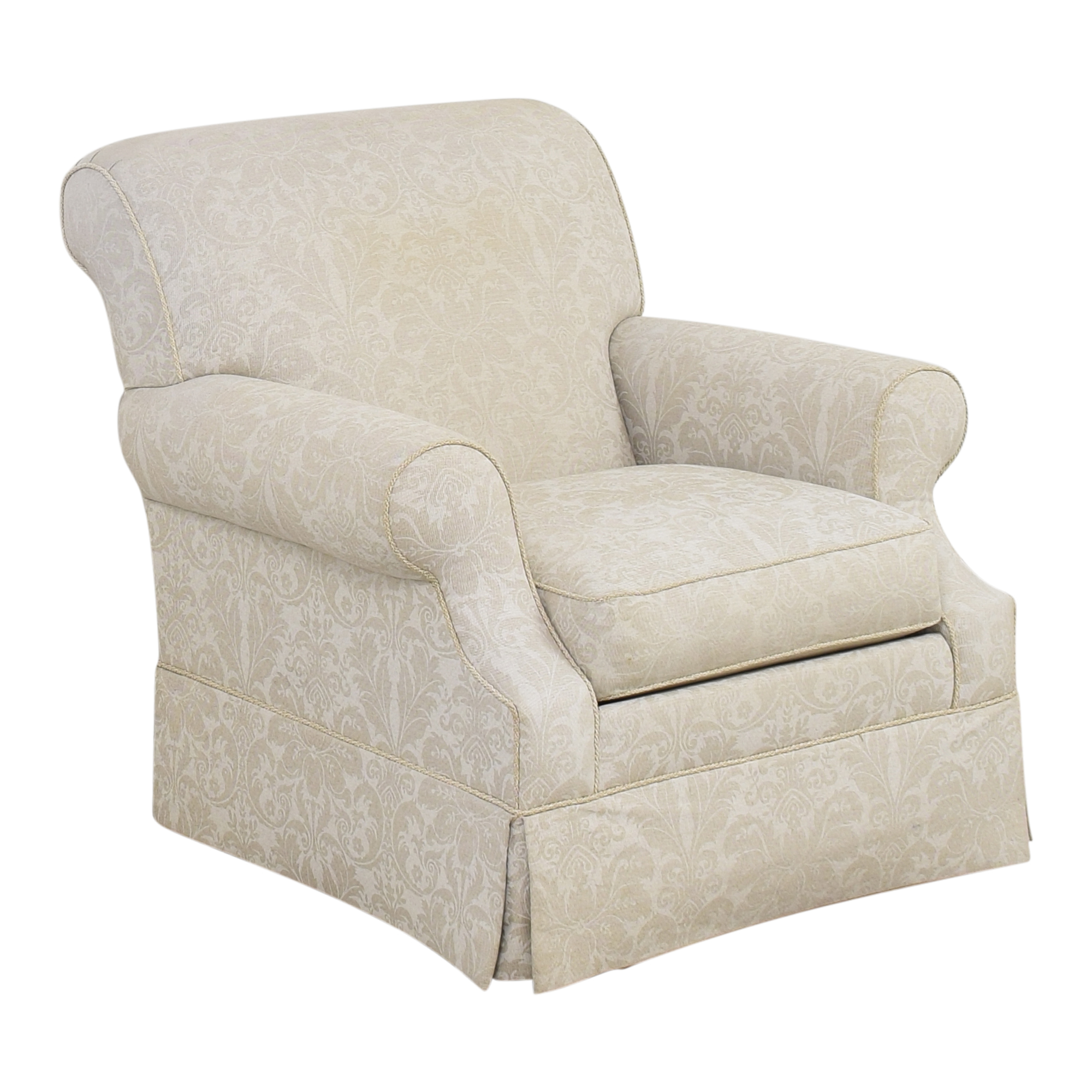 Ethan Allen Ethan Allen Damask Accent Chair price