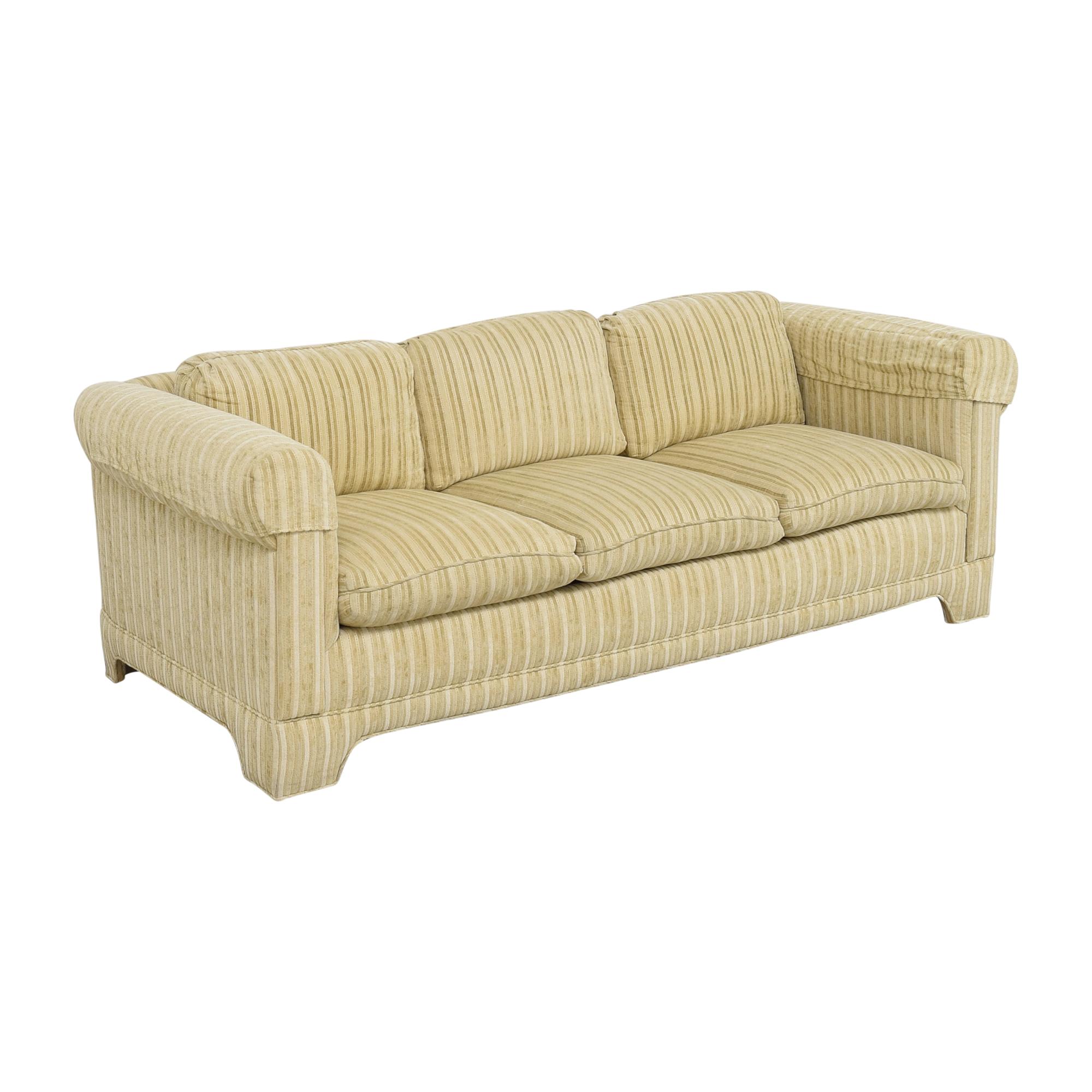 Cameo Collection Stripe Sofa Cameo Collection