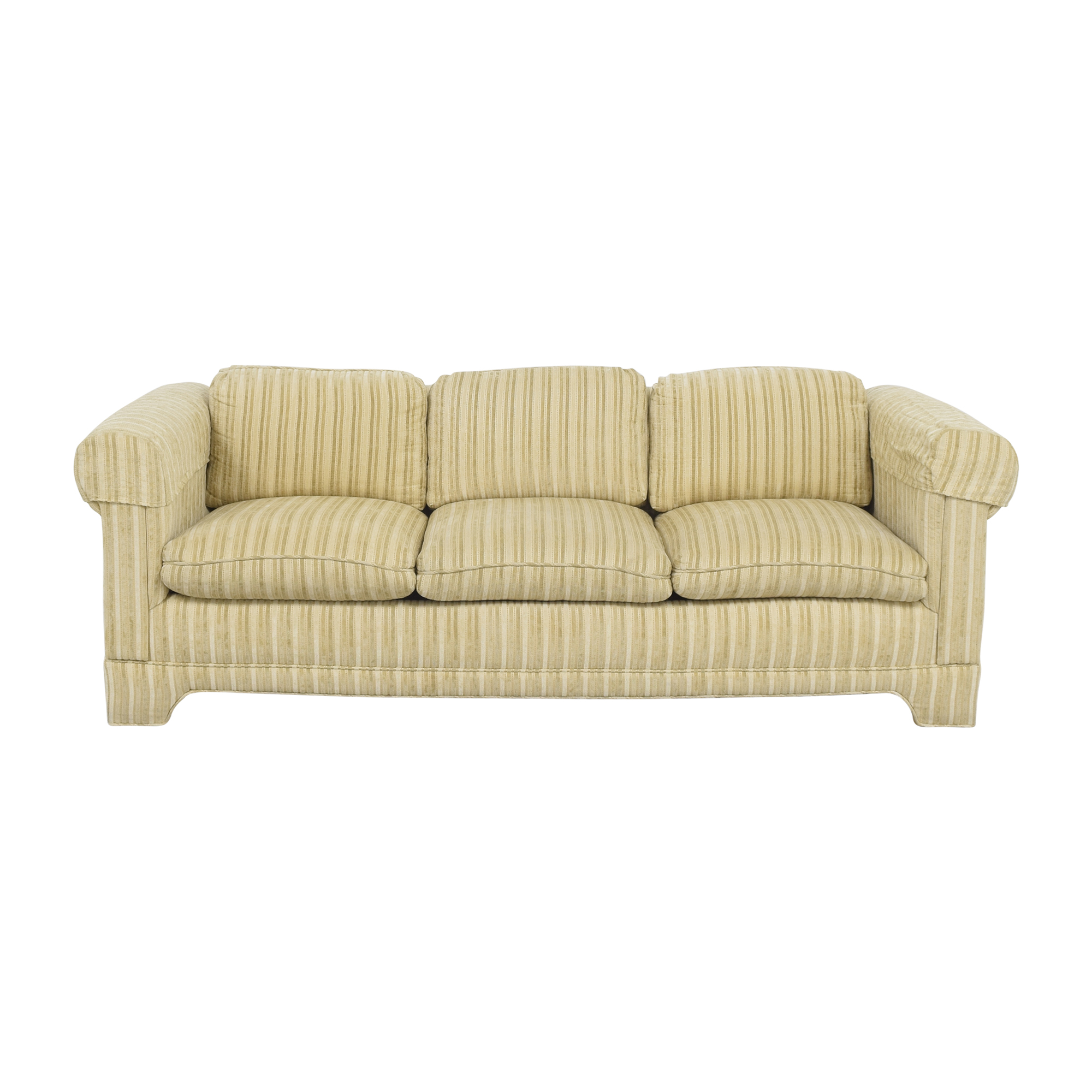 Cameo Collection Stripe Sofa / Classic Sofas