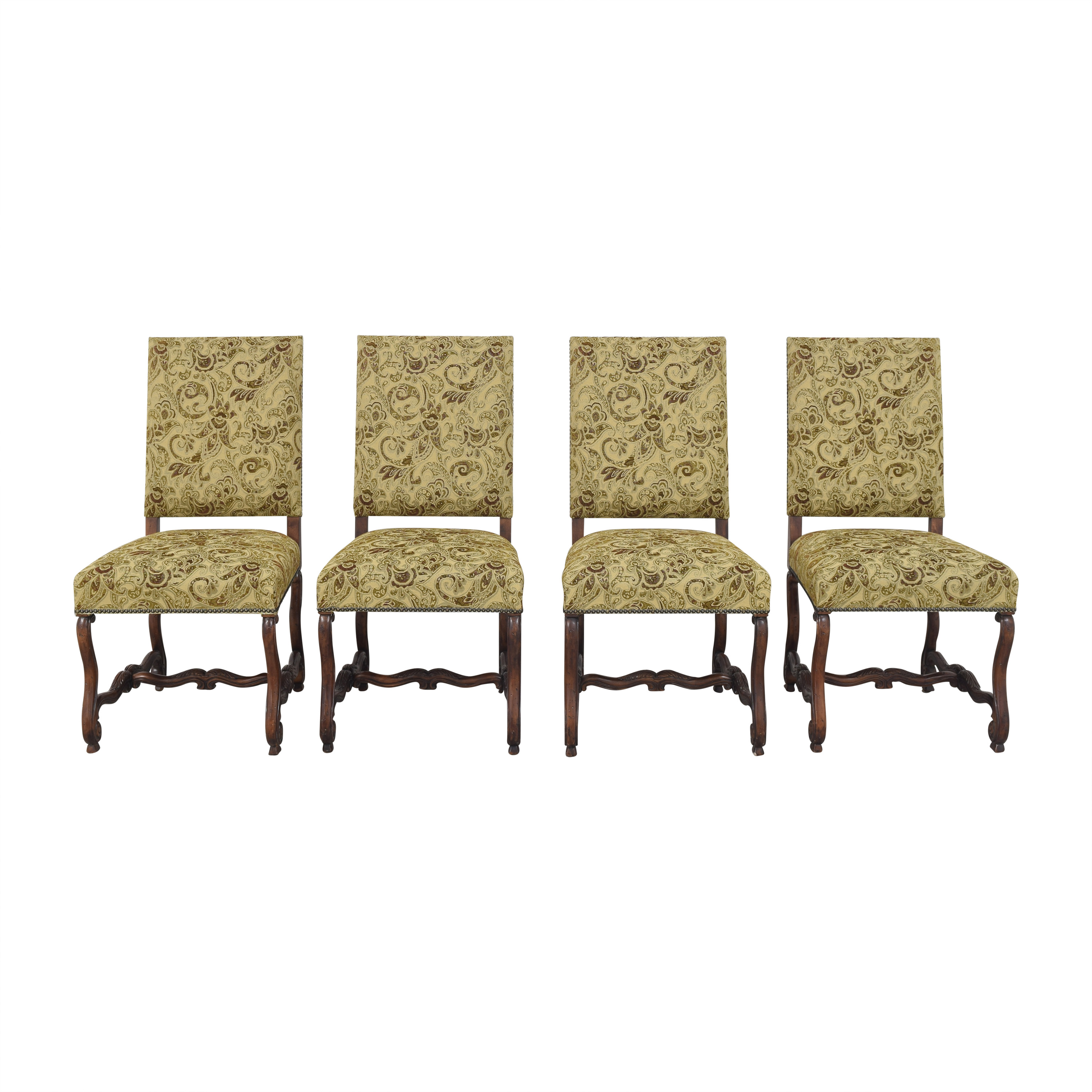 Safavieh Safavieh Paisley Upholstered Dining Chairs pa