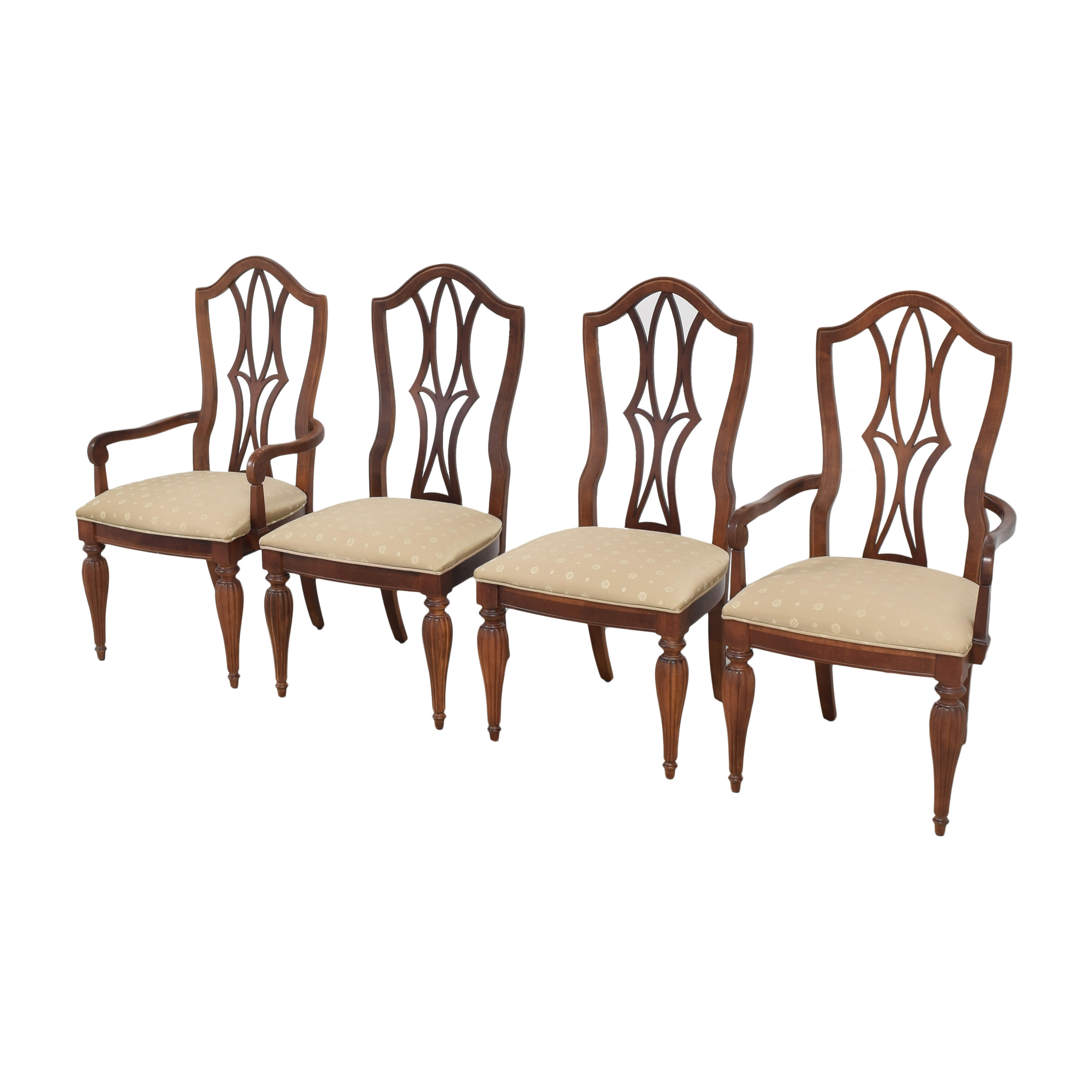 Stanley Furniture Stanley Furniture Upholstered Dining Chairs pa