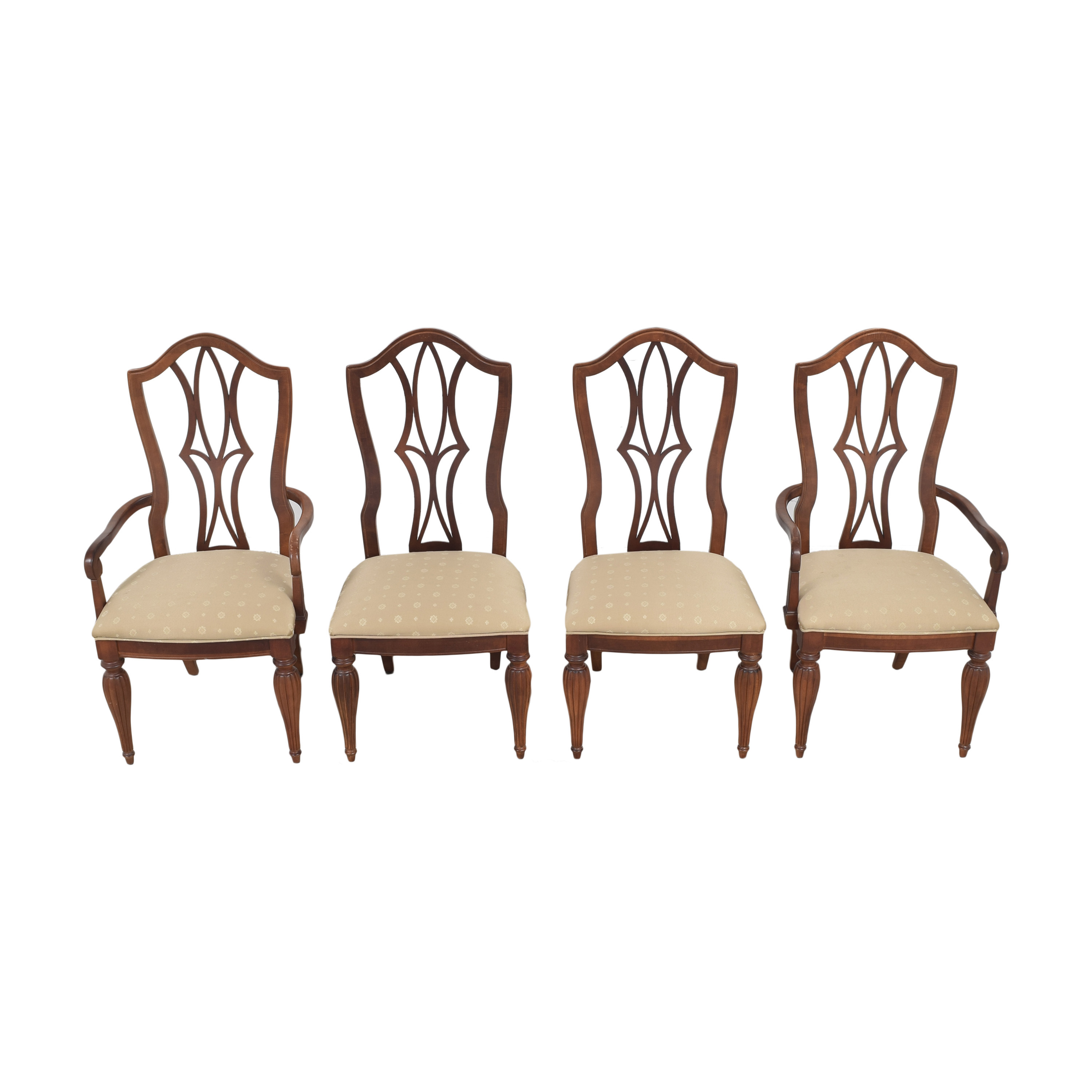Stanley Furniture Stanley Furniture Upholstered Dining Chairs discount