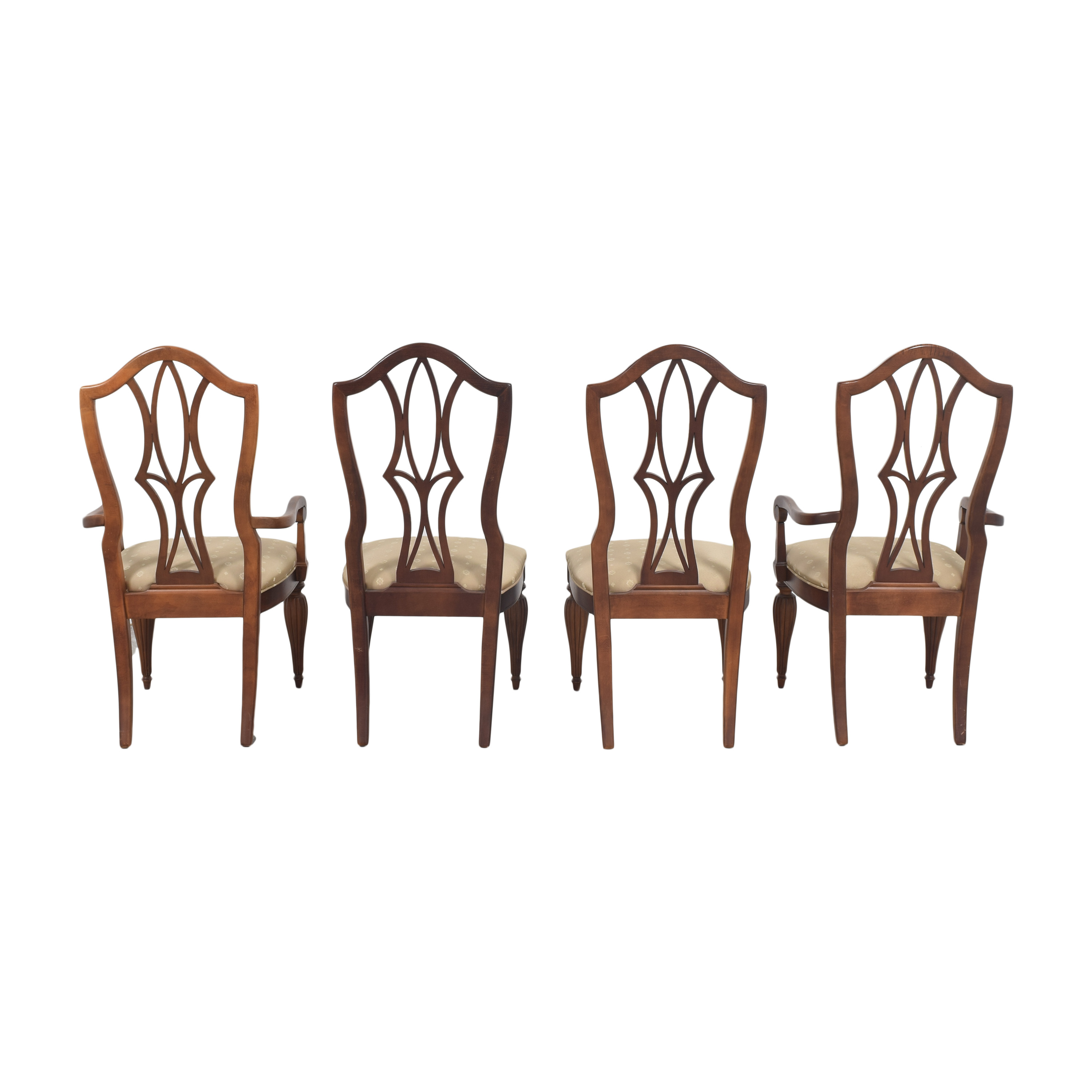 Stanley Furniture Upholstered Dining Chairs Stanley Furniture
