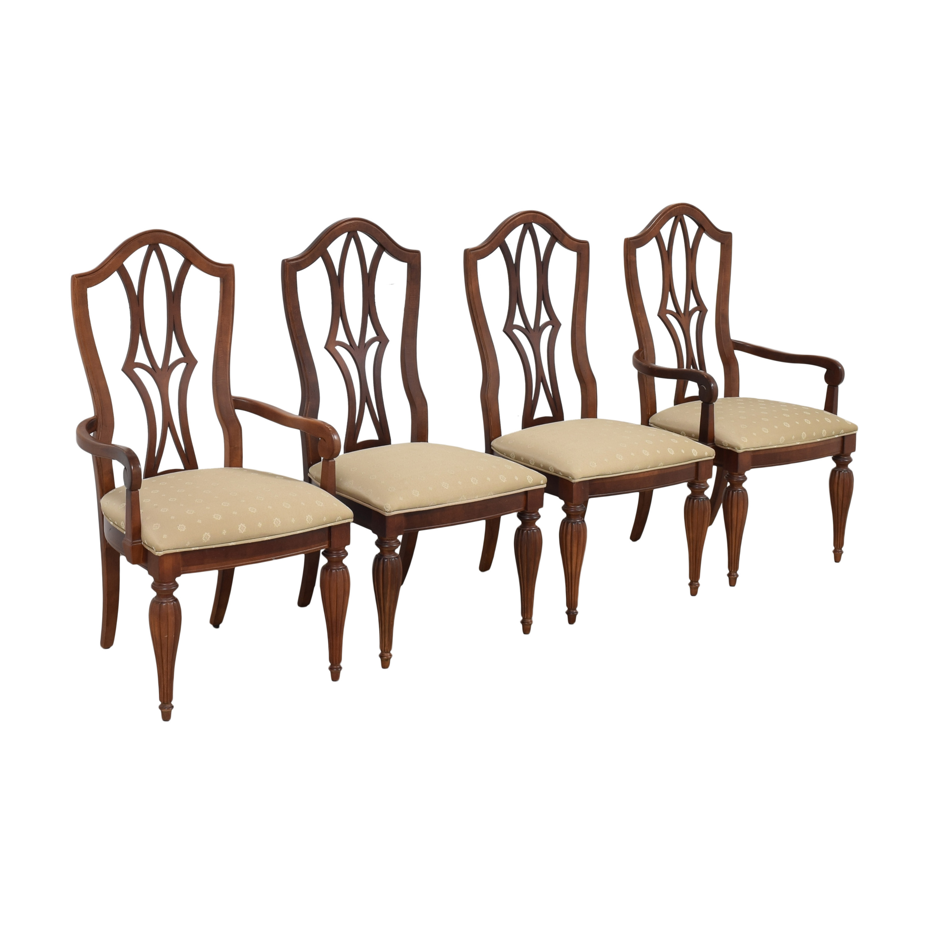 Stanley Furniture Stanley Furniture Upholstered Dining Chairs ct