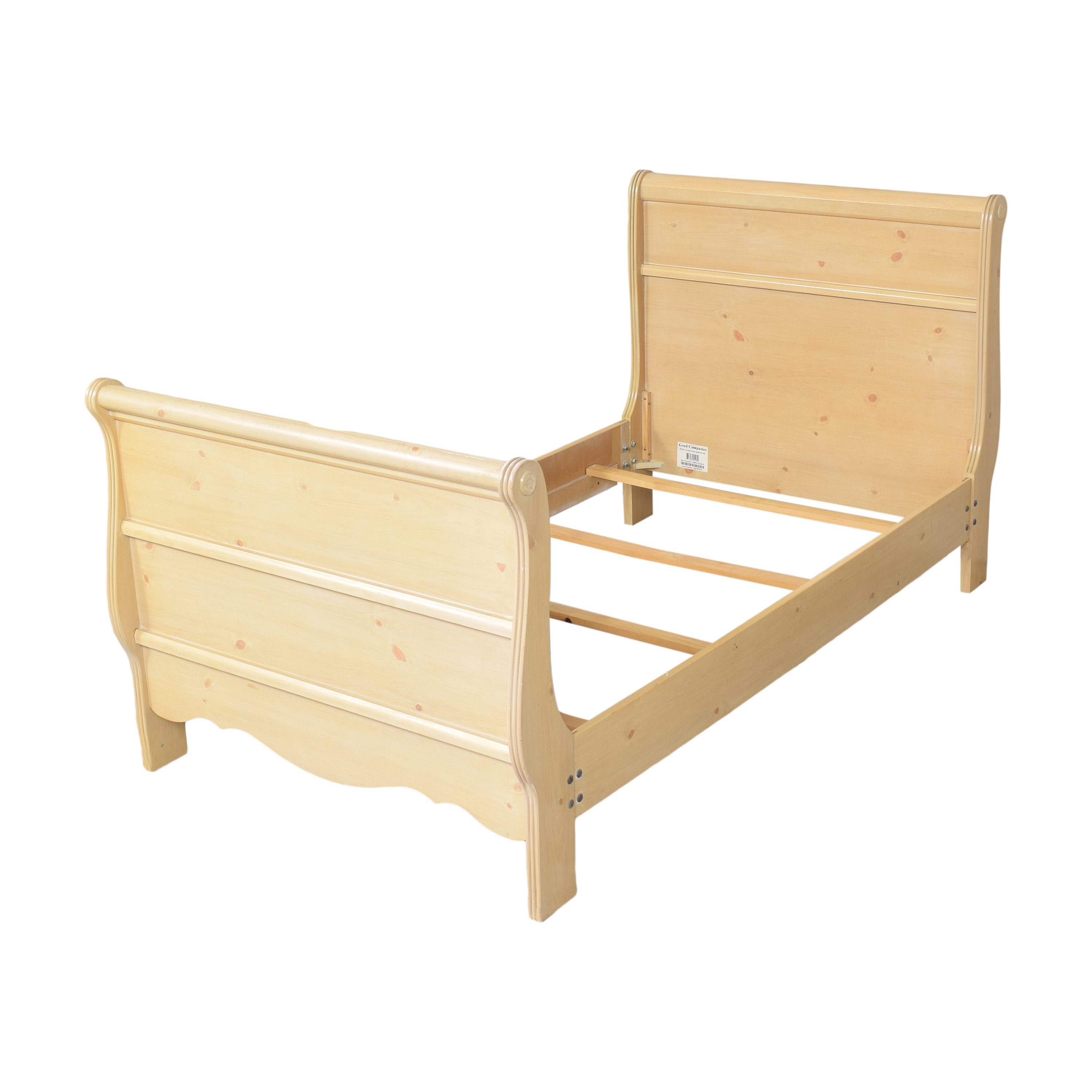 buy A-America Wood Furniture Twin Sleigh Bed A-America Wood Furniture Beds
