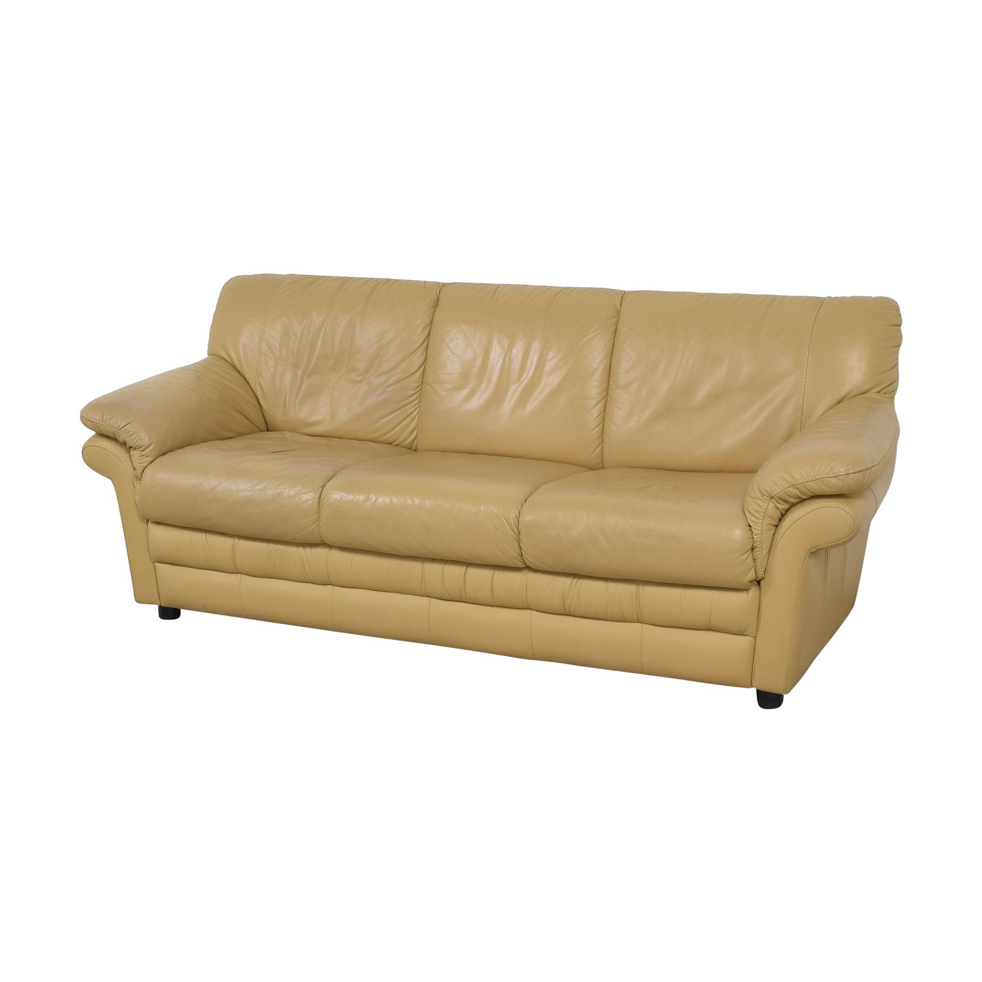 Three Cushion Sofa second hand
