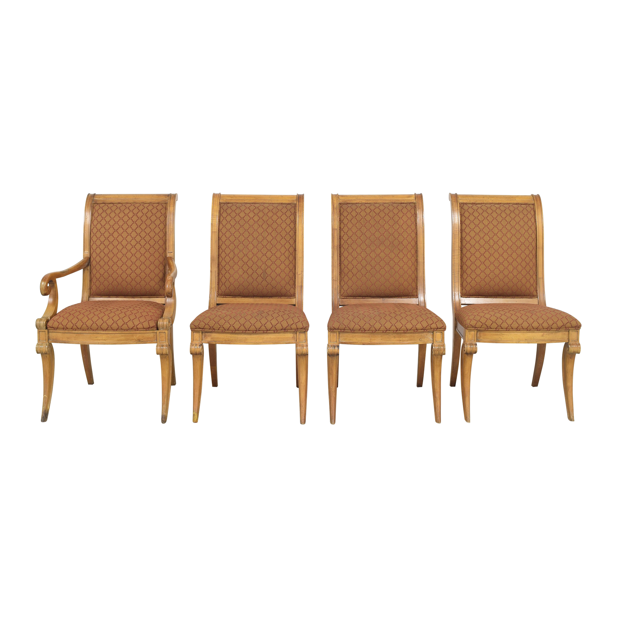 buy Century Furniture Upholstered Dining Chairs Century Furniture Dining Chairs