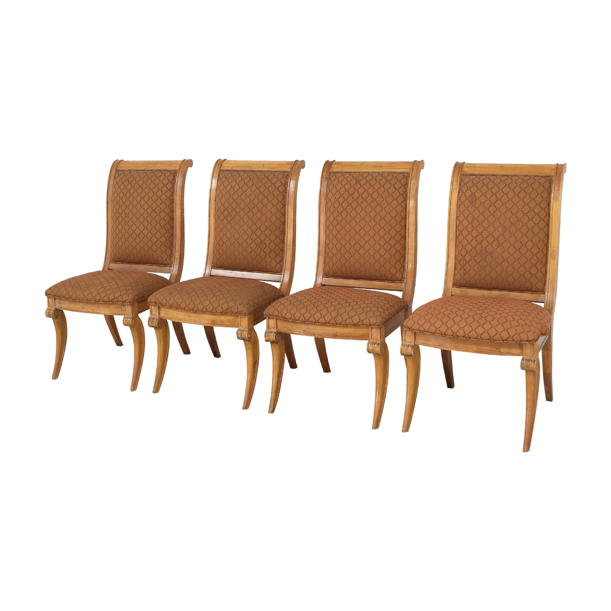 buy Century Furniture Century Furniture Upholstered Dining Chairs online