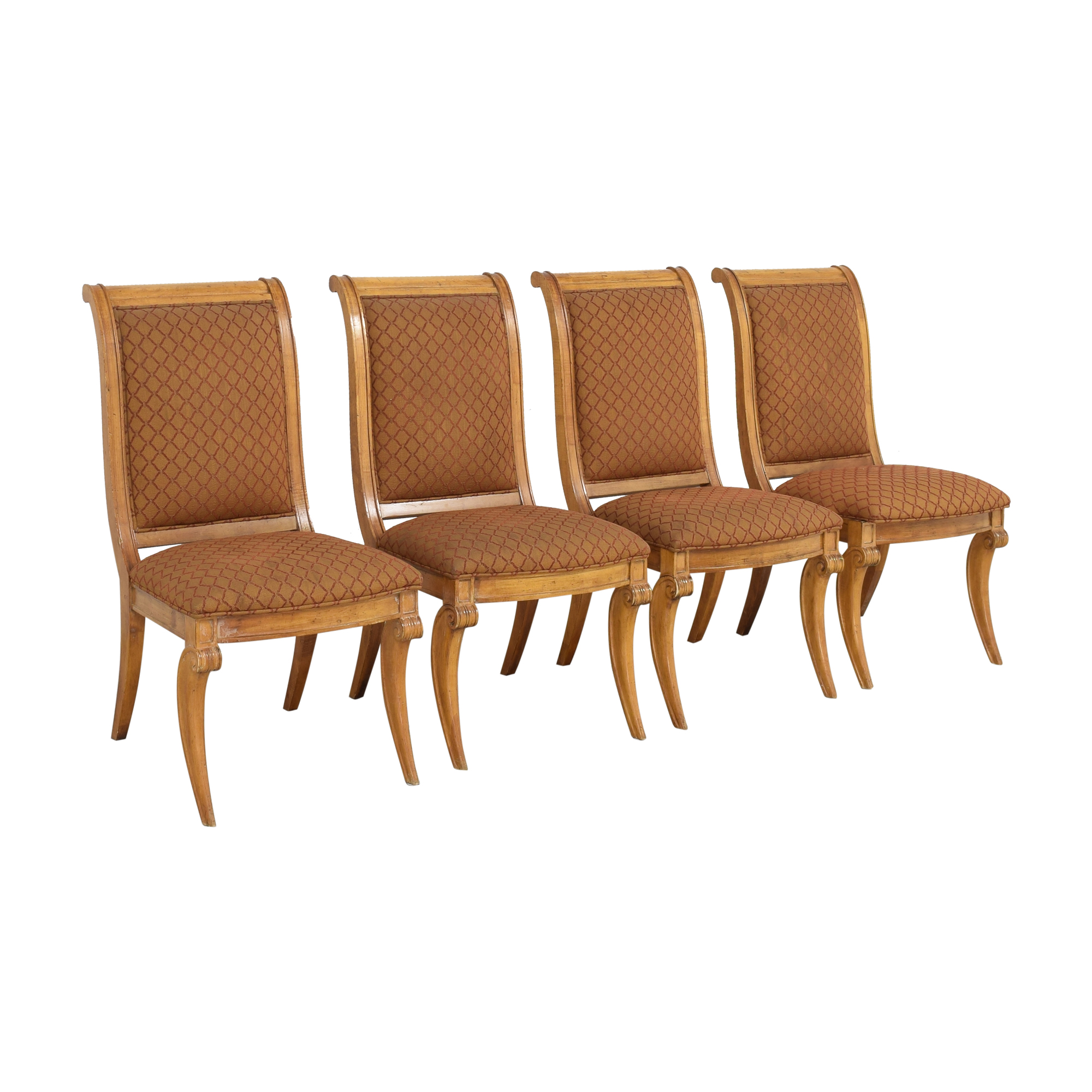 Century Furniture Century Furniture Upholstered Dining Chairs pa