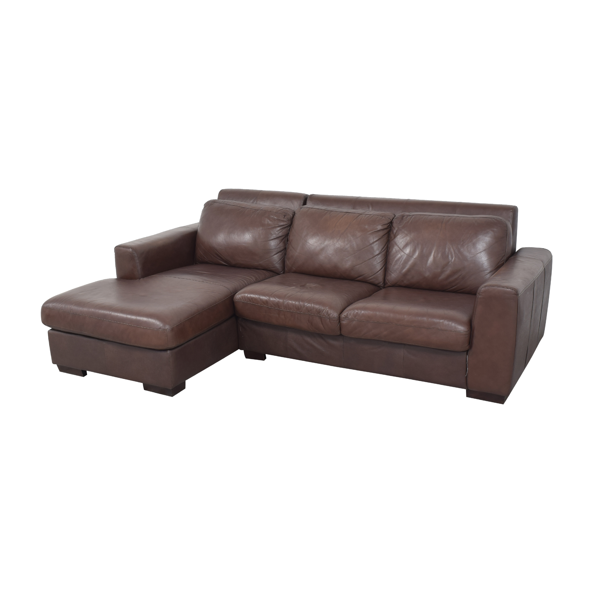 shop Costco Costco Layla Sectional Sofa with Ottoman online