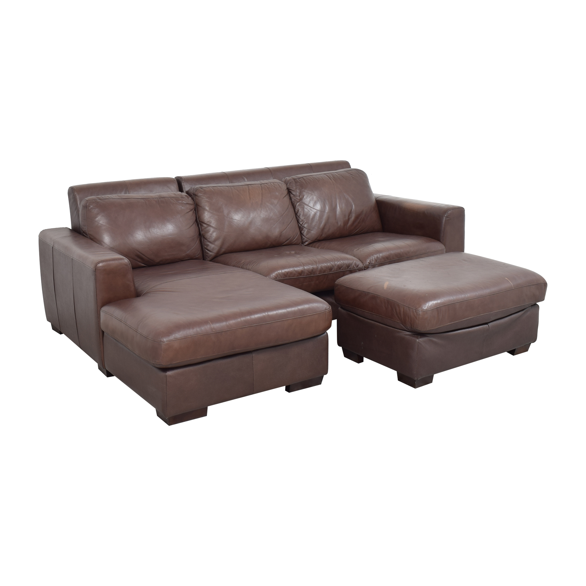 Costco Costco Layla Sectional Sofa with Ottoman price